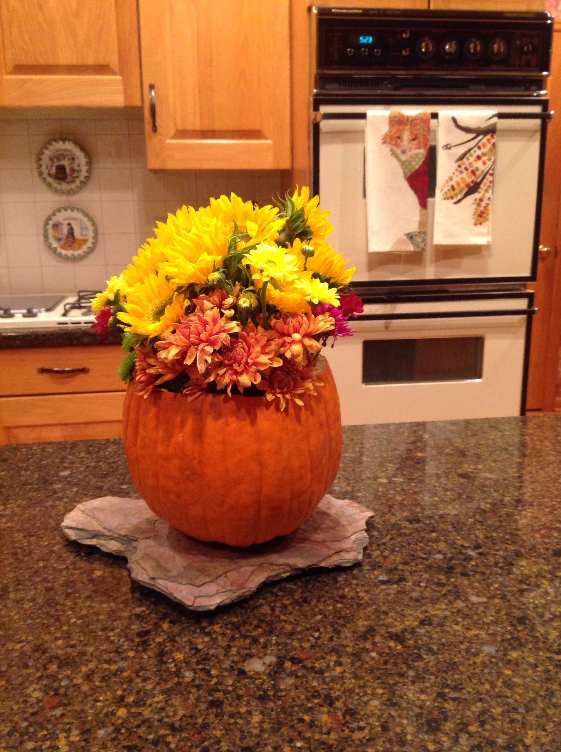 tall skinny vases for centerpieces of 27 fresh plastic floral liners shower curtains ideas design inside i cleaned out the inside if the pumpkin then put a vase inside a plastic