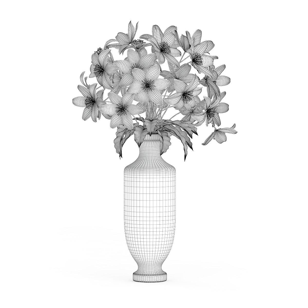 13 Recommended Tall Skinny Vases 2021 free download tall skinny vases of white flowers for tall vases flowers healthy within white flowers in tall vase 3docean item cgaxis models 63 25a grid jpg white flowers in tall vase by cgaxis 3docean