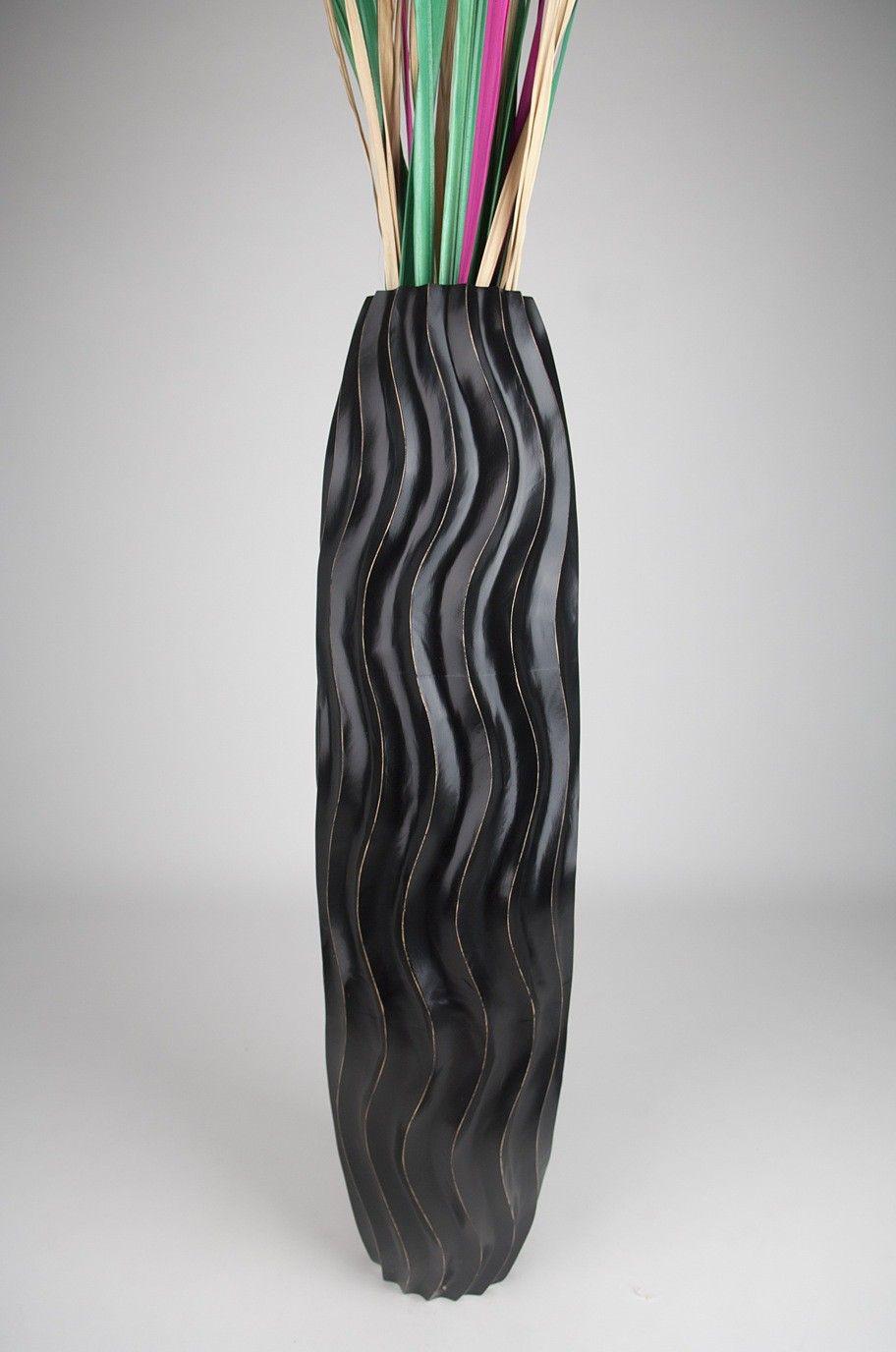 tall slim floor vase of decorative tall floor vase wood height 115cm new home ideas within decorative tall floor vase wood height 115cm