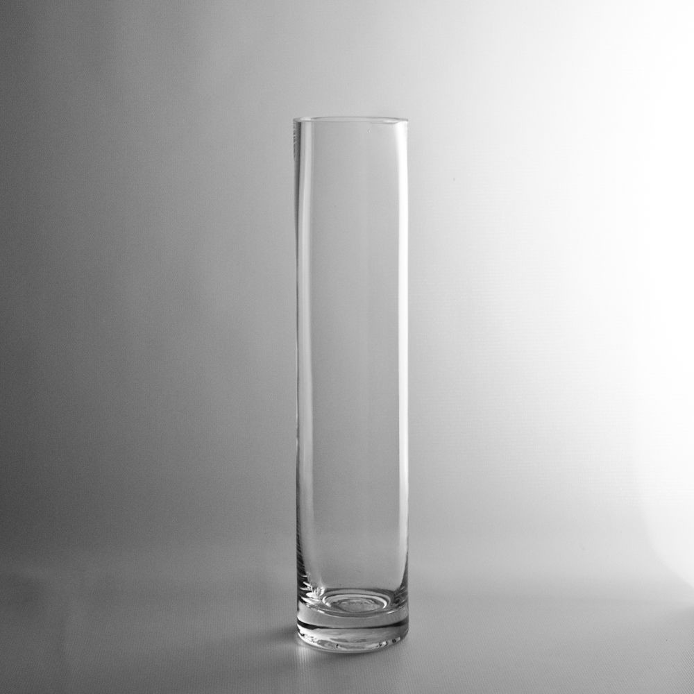 tall slim vases cheap of 12x2 5 glass cylinder vase 4 60 pair with 16 and 20 long stem throughout 12x2 5 glass cylinder vase 4 60 pair with 16 and 20 long stem candle holders 2 or 3 5 opening