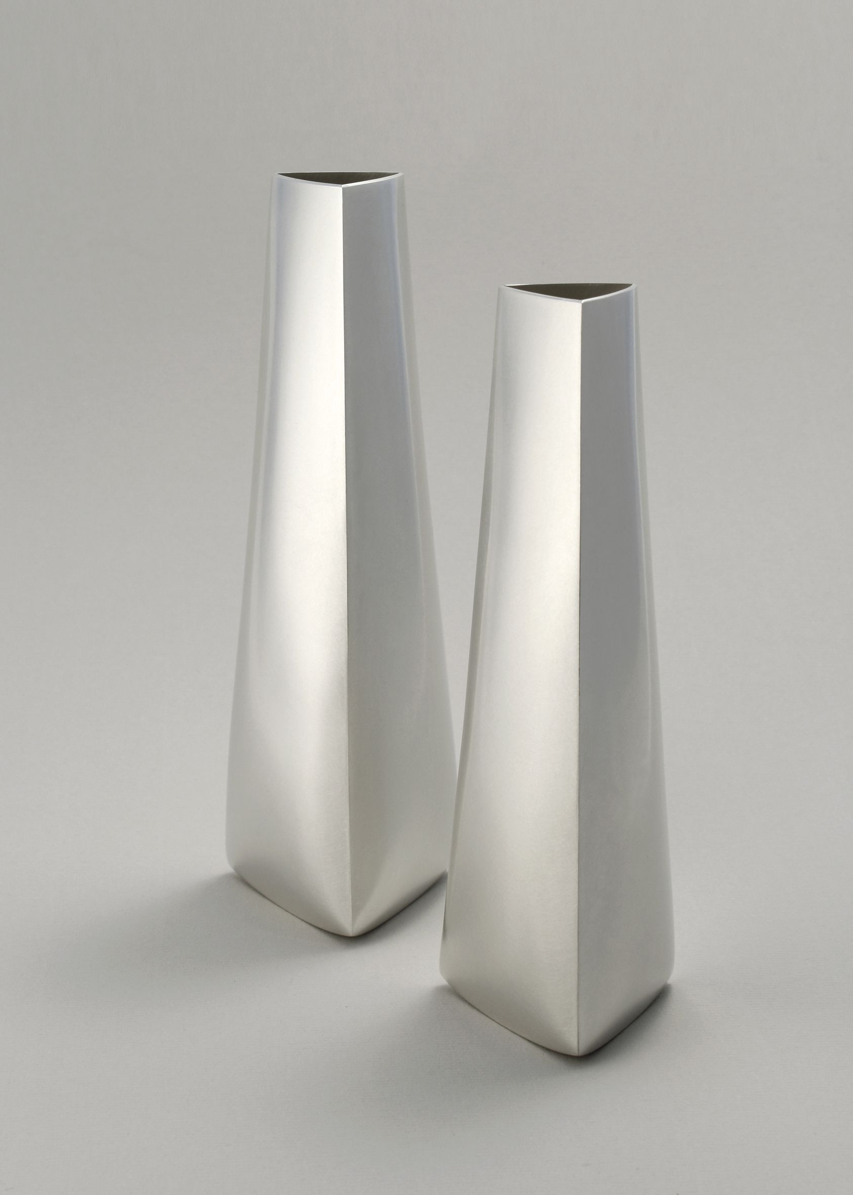 tall stainless steel vase of angela cork equilateral vases v e… s iž s wood metal with angela cork equilateral vases
