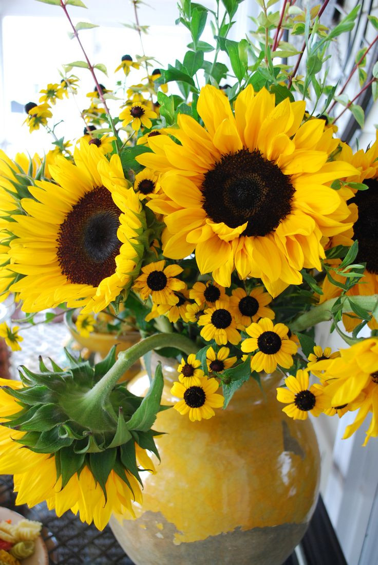 Tall Sunflower Vase Of Best 7 Sunflowers Images On Pinterest Sunflowers Beautiful Regarding Dsc 0020