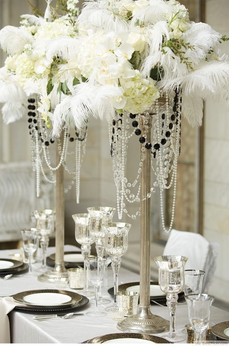 tall vase centerpiece ideas of 1524 best centerpieces tablescapes images on pinterest table intended for pearl great gatsby themed party decorations a¥a¥a¥ http bestpickr com