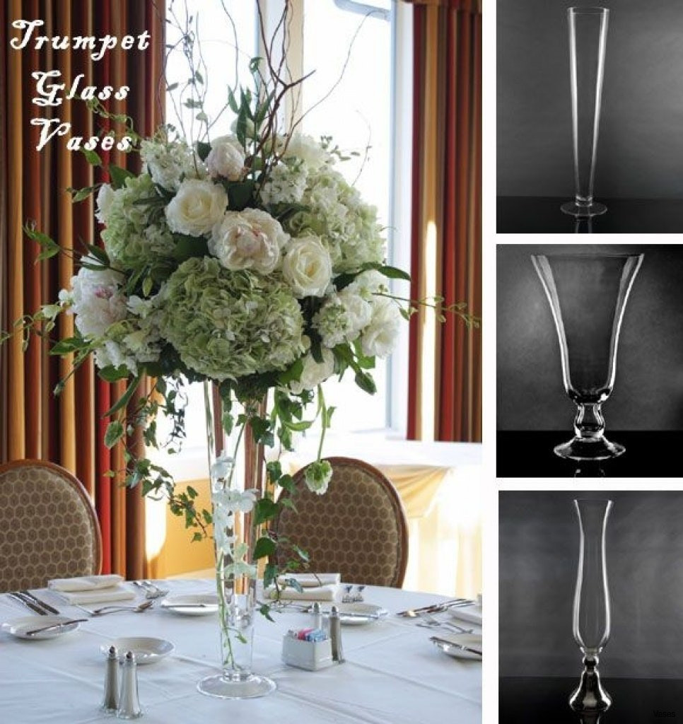 Tall Vase Floral Arrangements Of 16 Lovely Flowers In A Tall White Vase Bogekompresorturkiye Com Pertaining to Best 25 Trumpet Vase Centerpiece Ideas Pinterest Tall Regarding Glass Vases Centerpiecesh Centerpieces Centerpiecesi 0d