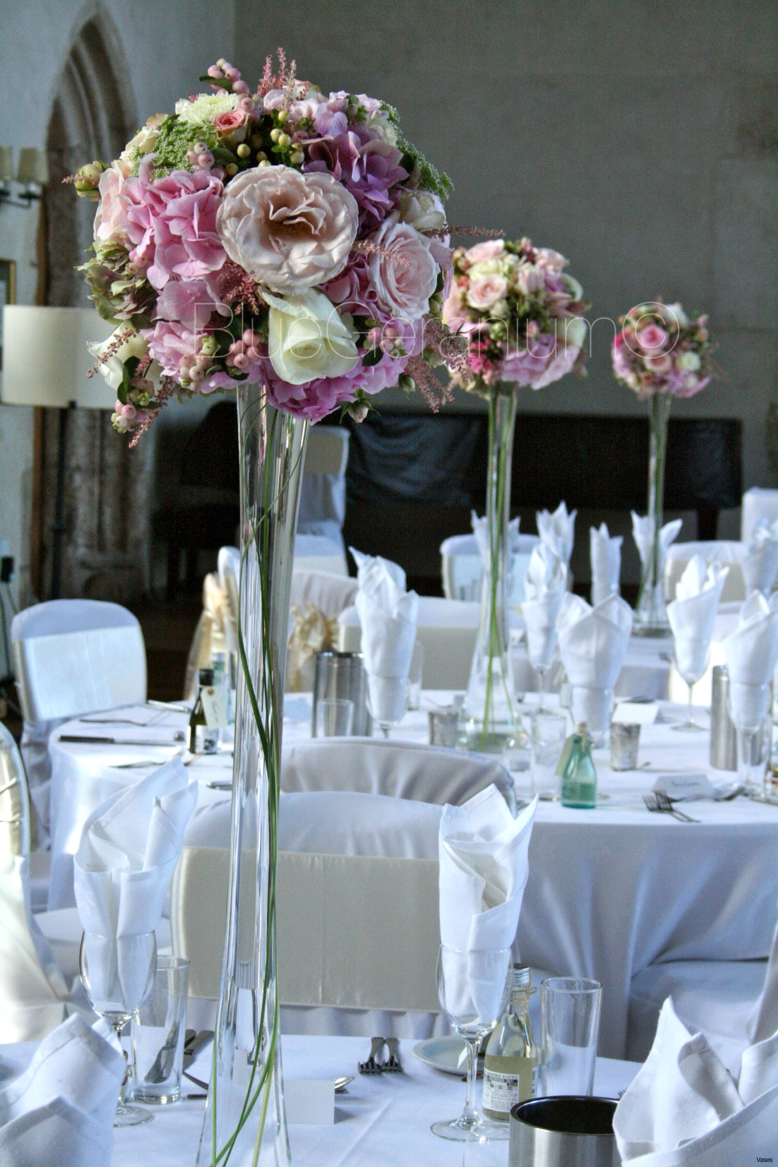 15 Fashionable Tall Wedding Vases for Sale