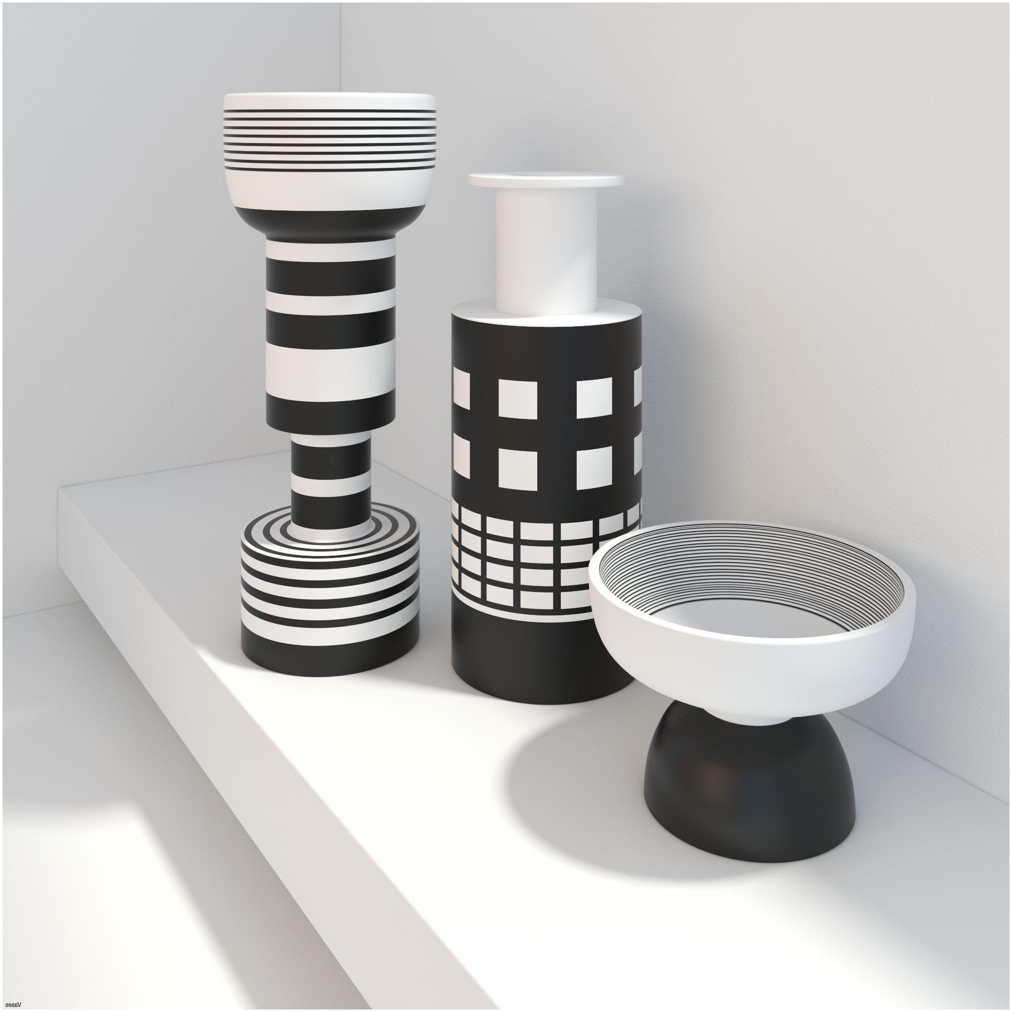 tall white vases sale of 11luxe decor 3d anciendemutu org pertaining to bitossi modern vases black and white decor 3d model max obj fbxh fbx mtl i 0d