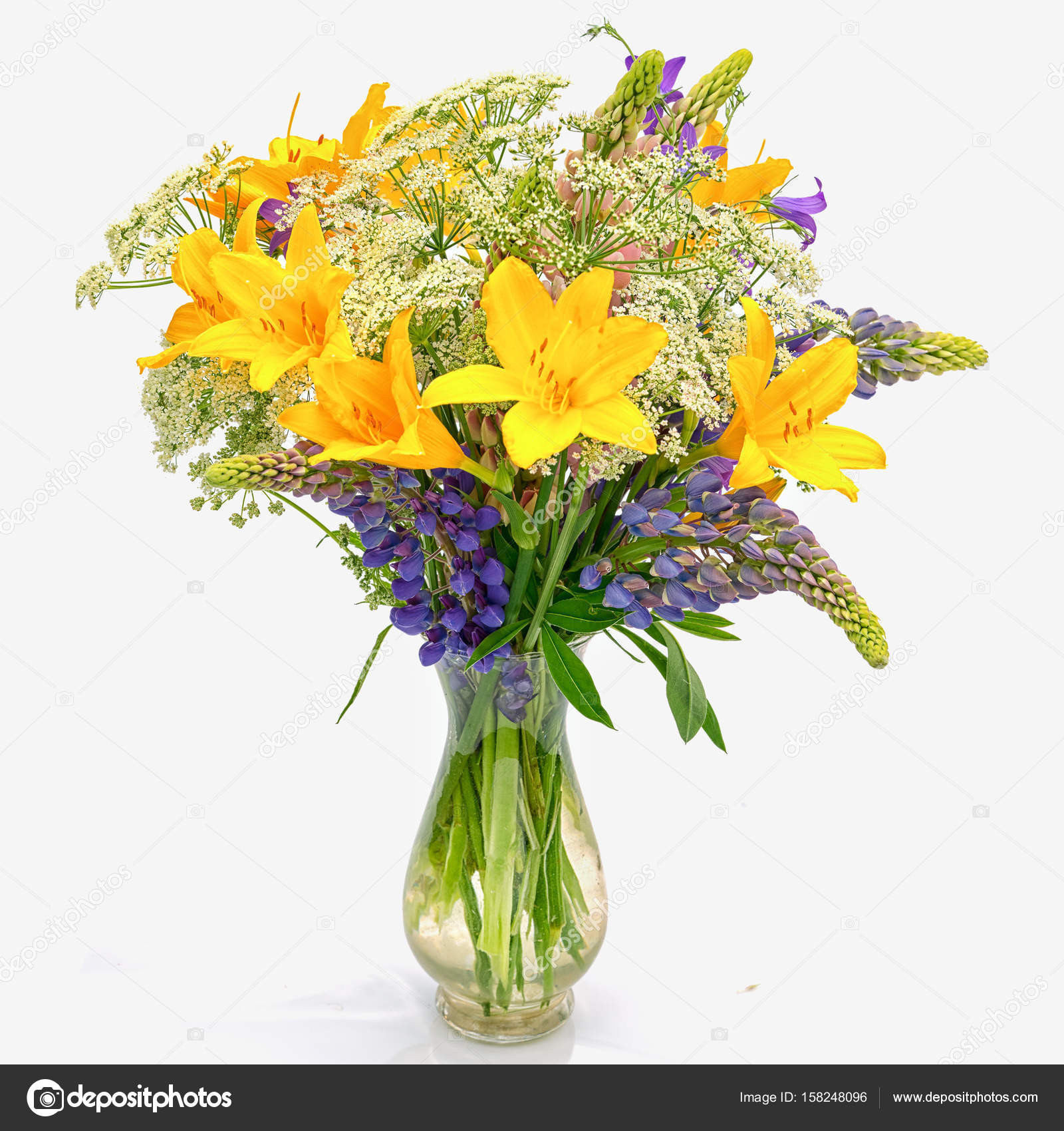 tall yellow vase of yellow flower vase gallery bouquet od wild flowers achillea pertaining to yellow flower vase gallery bouquet od wild flowers achillea millefolium day lily and lupine of yellow