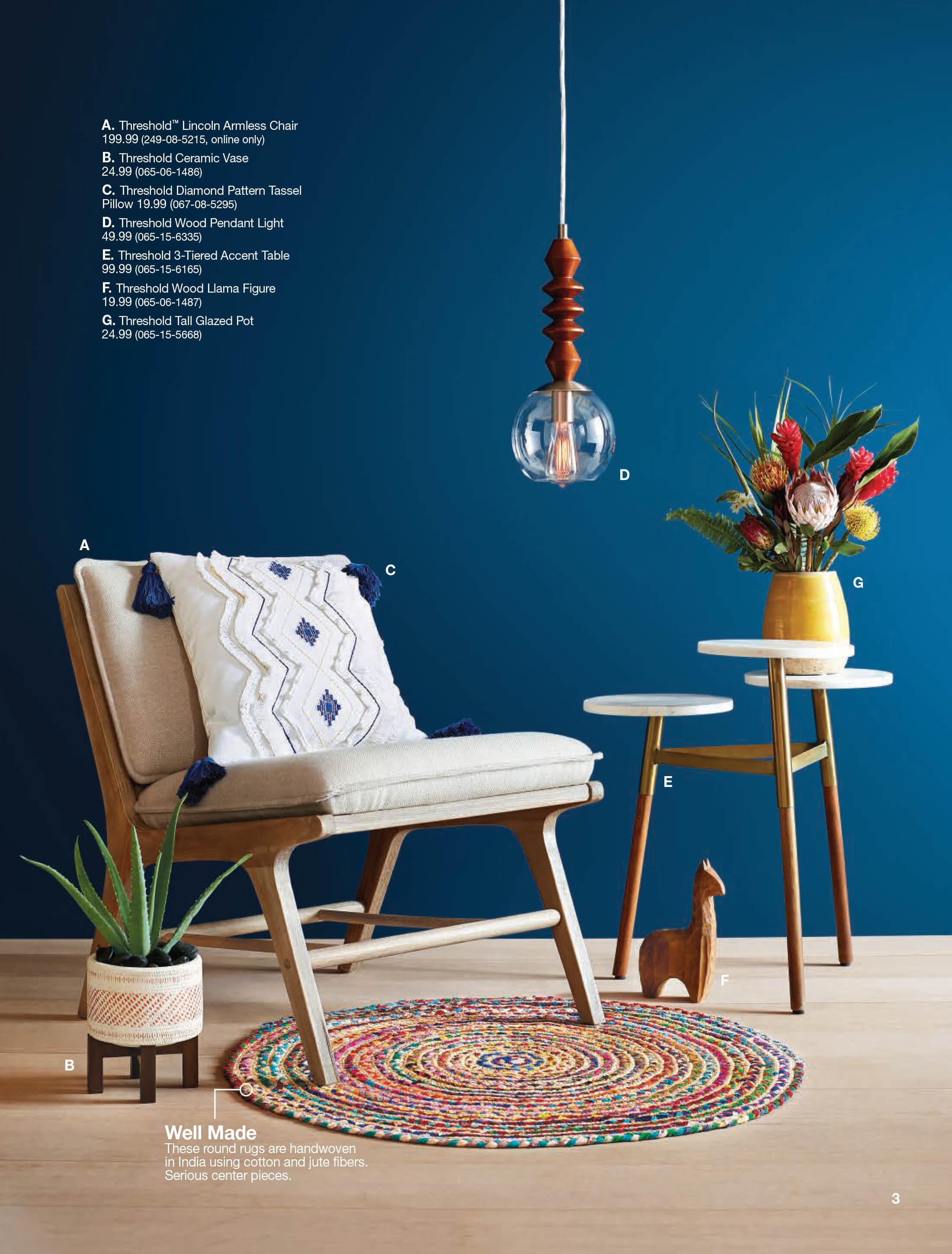 target gold vase of target barrel chair threshold sante blog throughout emily henderson target first look spring catalog 12