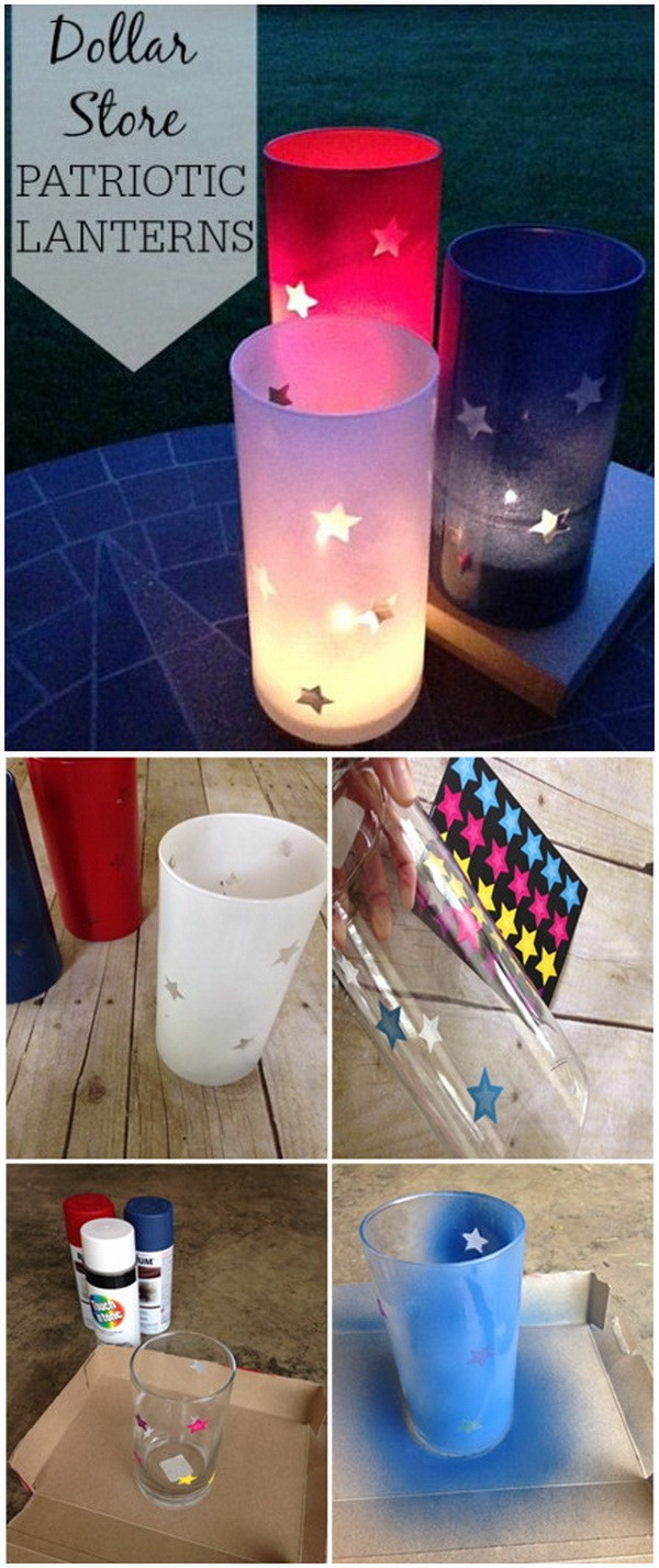 Tea Light Candle Vases Of 35 Amazing Diy Votive Candle Holder Ideas for Creative Juice Pertaining to Dollar Store Patriotic Lanterns