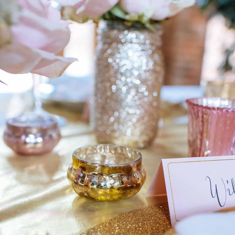 tea light candle vases of mini mercury gold tea light holder by the wedding of my dreams pertaining to mini mercury gold tea light holder