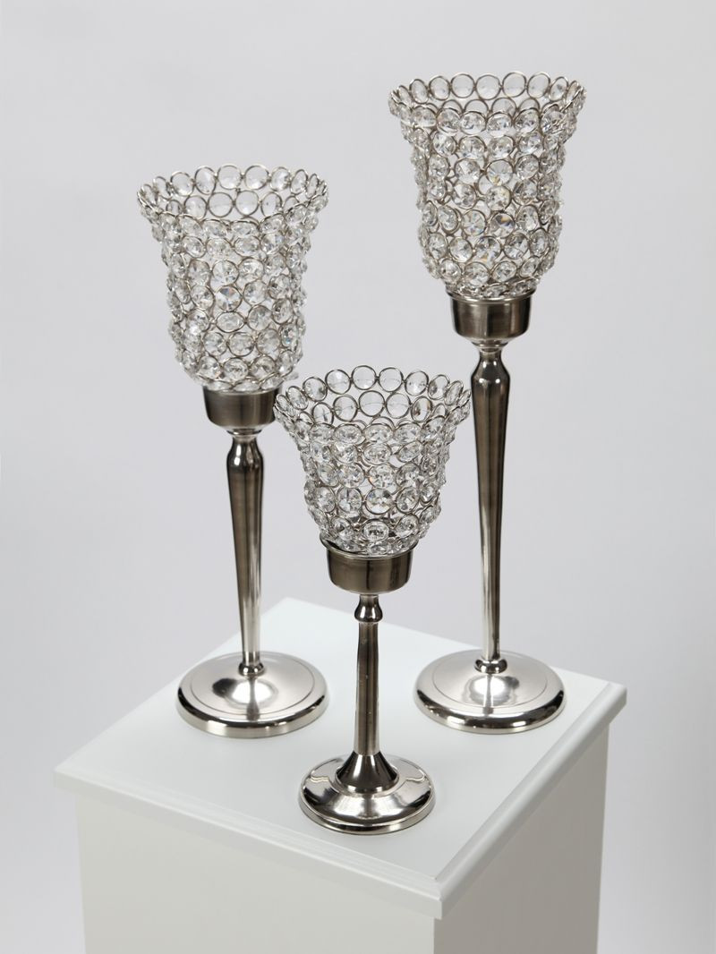 tea light holder with vase of sparkle candle holders crystal tea light pinterest pertaining to sparkle candle holders