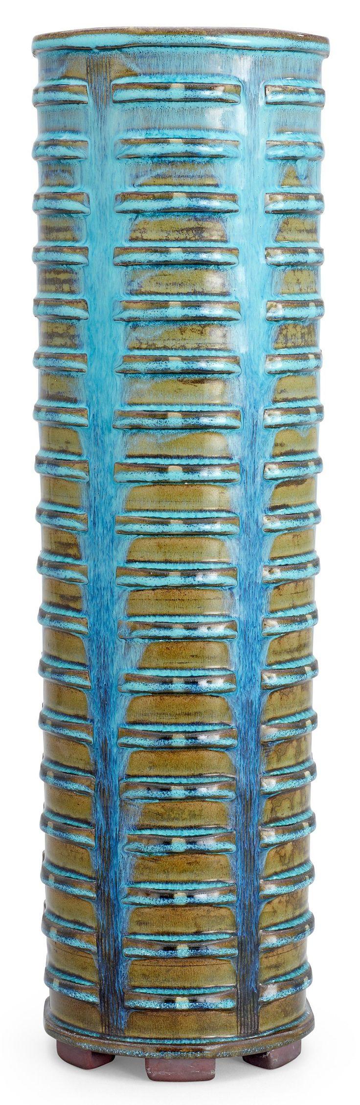 teal ceramic vase of 496 best ceramics two images on pinterest ceramics ceramic art throughout wilhelm ka¥ge swedish1889 1960 gustavsberg studio farsta glaze a· pottery claypottery vaseceramic