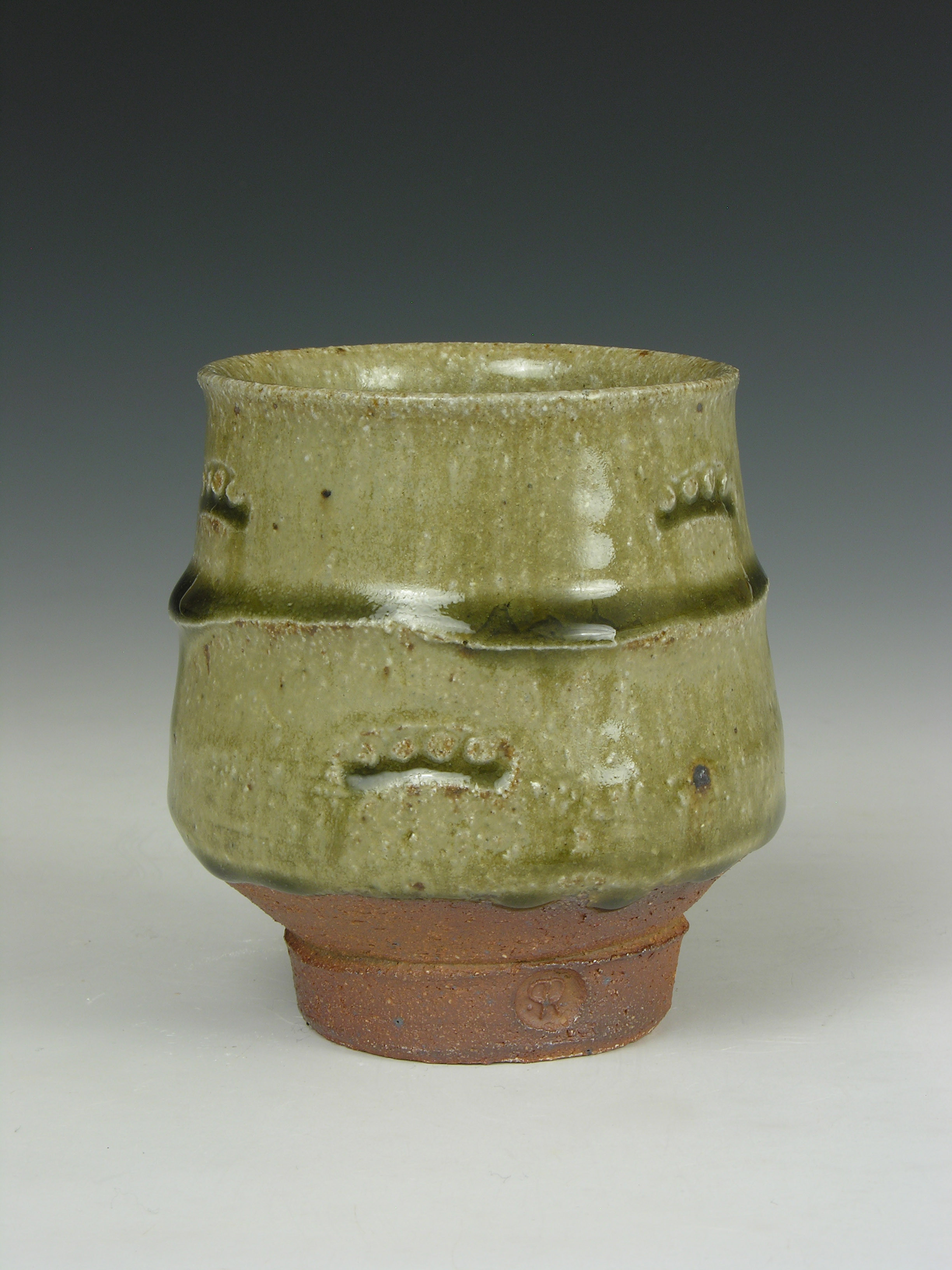 terracotta clay vase of ash glaze wikipedia in ash glaze