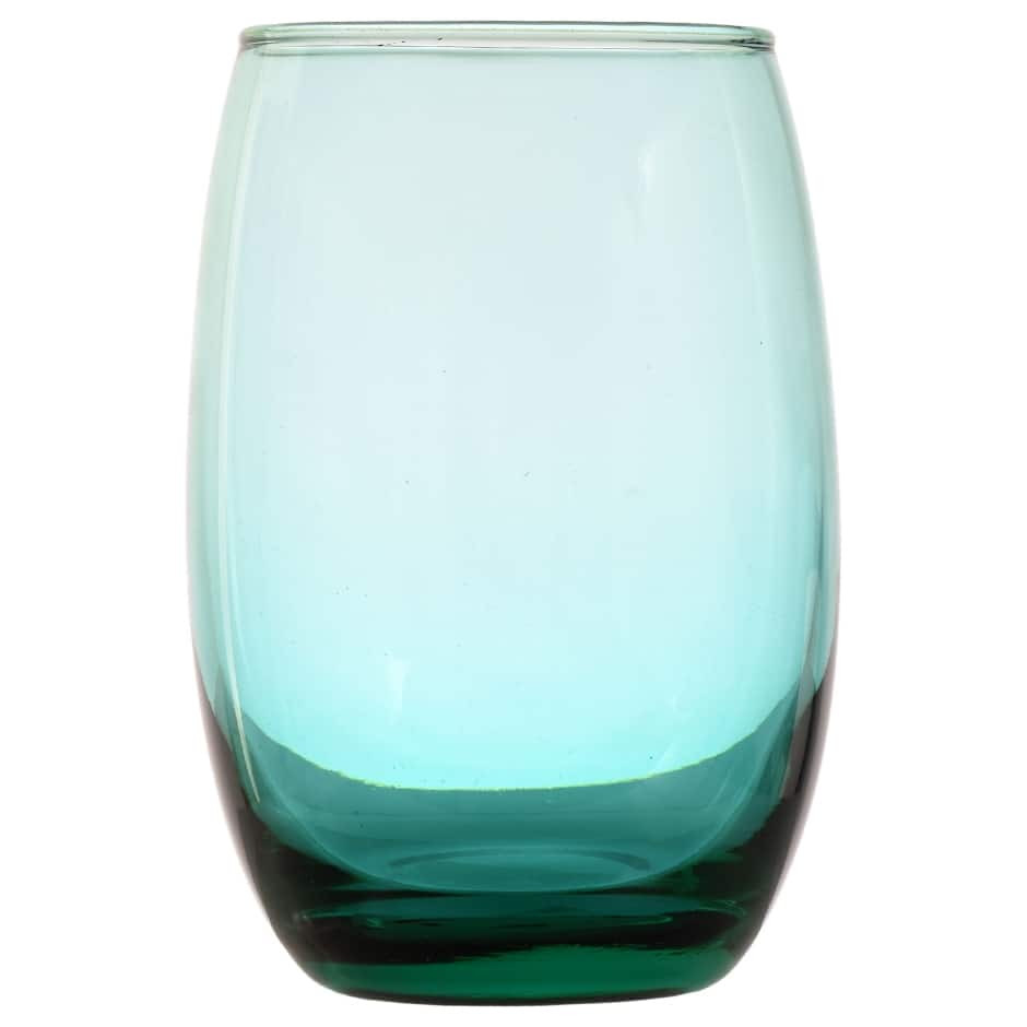 thick heavy glass vases of wine glasses dollar tree inc pertaining to stemless smoke green wine glasses 15 oz