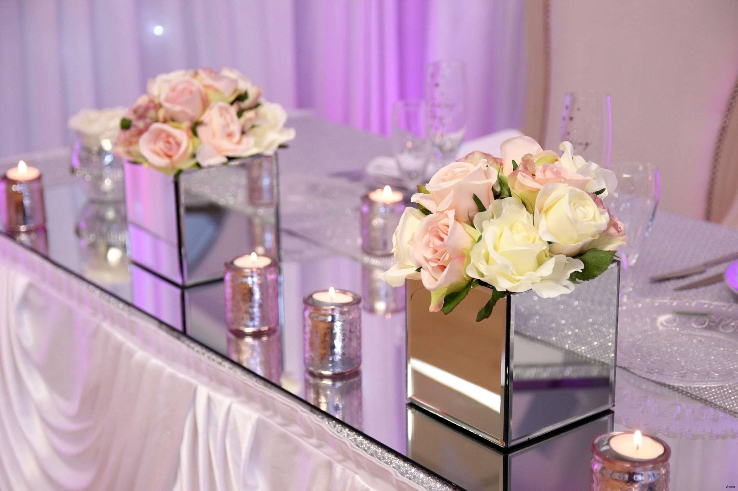 throwing a vase of table setting ideas for wedding reception minimalist mirrored square intended for table setting ideas for wedding reception minimalist mirrored square vase 3h vases mirror table decorationi 0d