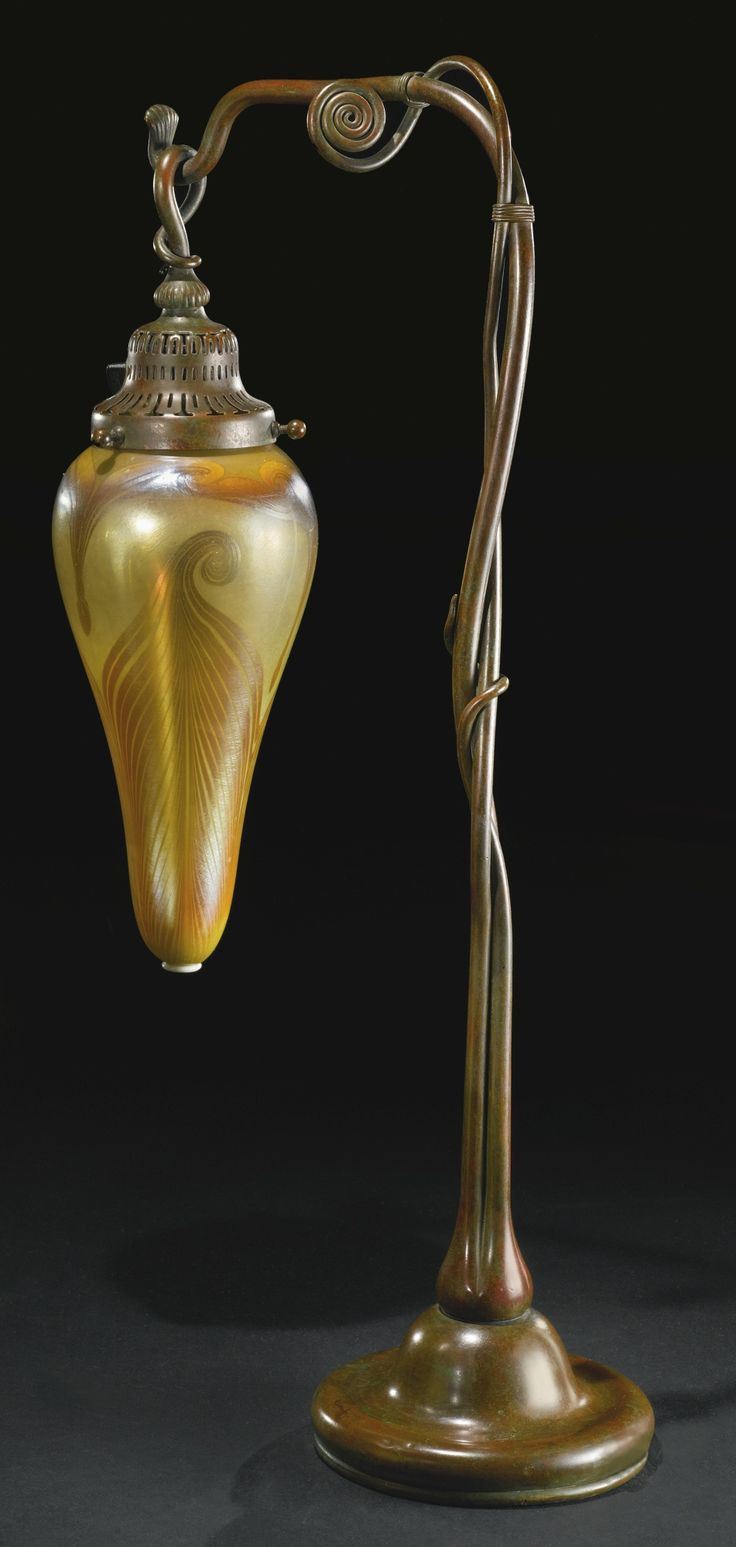 tiffany favrile vase value of 199 best tiffany images on pinterest stained glass windows with regard to tiffany studios new york favrile glass and patinated bronze lamp