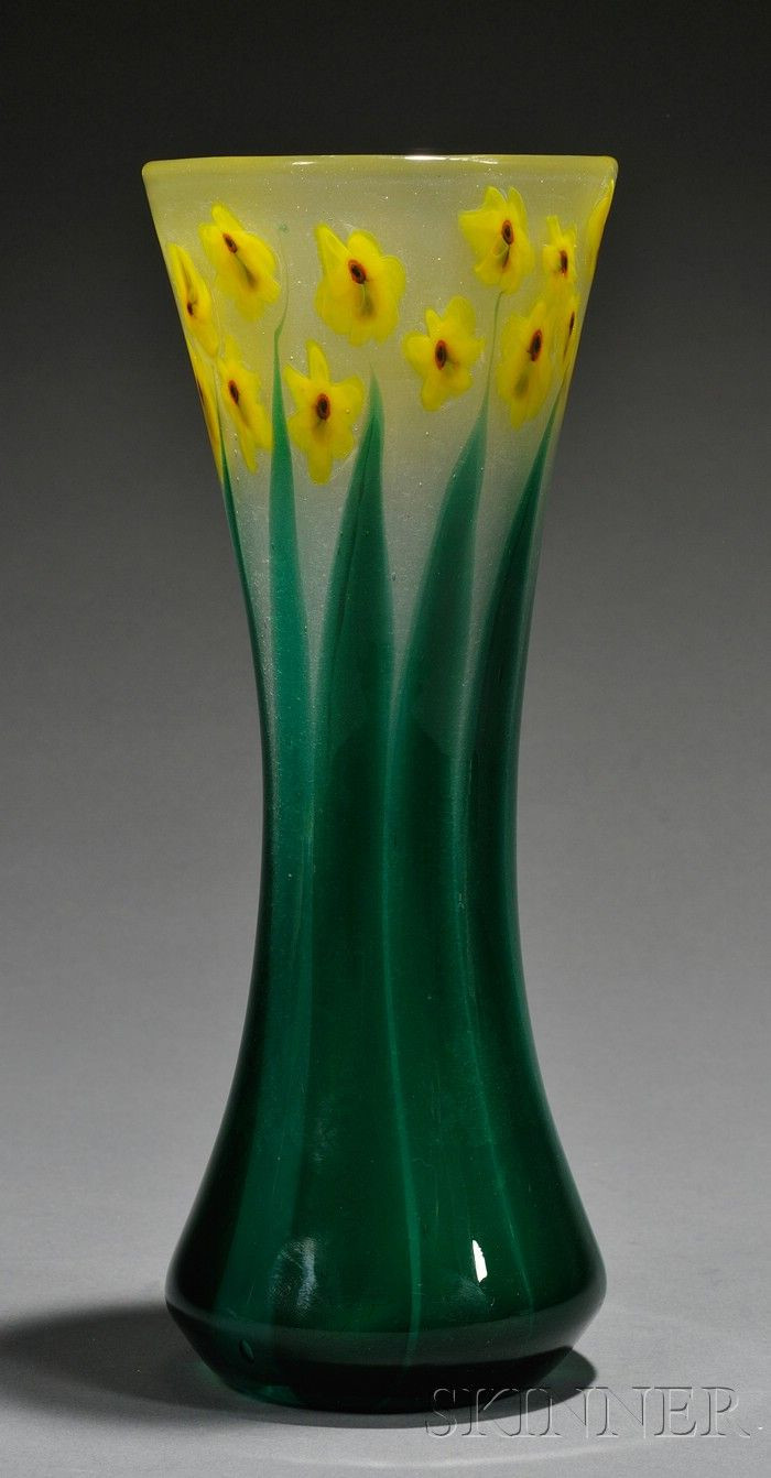 "tiffany swirl glass vase of 432 best ašœ ae""lass art stunning images on pinterest crystals intended for tiffany paperweight daffodil vase"