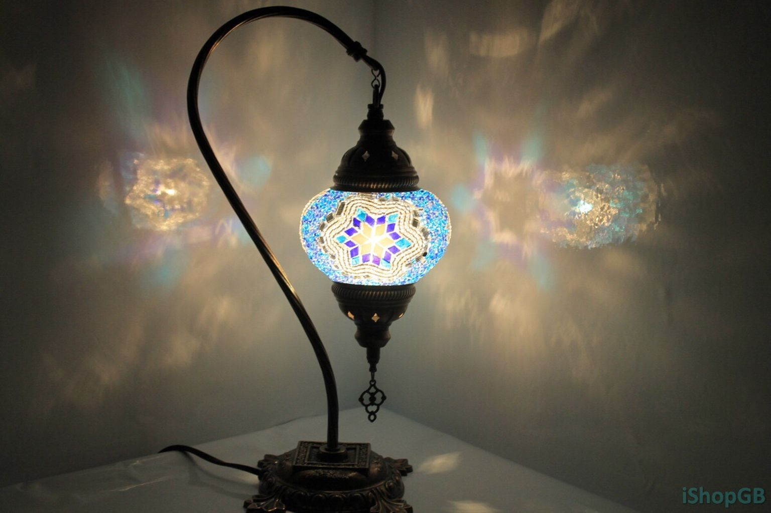 tiffany swirl glass vase of https en shpock com i wgbjt qo5bv9keyi 2017 11 14t161910 01 with regard to turkish moroccan tiffany glass table lamp 6d5eac94