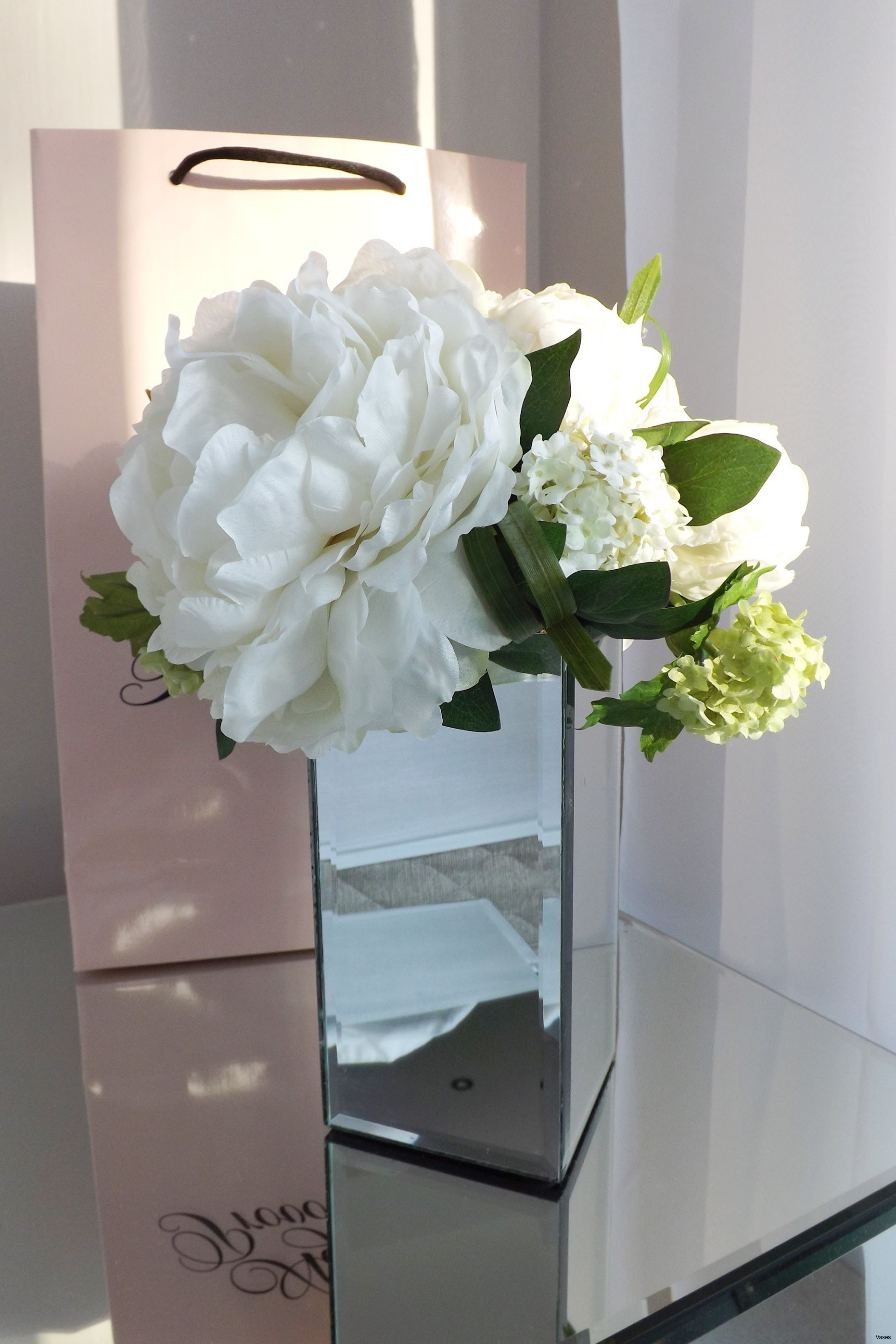 Tiffany Tulip Vase Of Vases Artificial Plants Collection Page 37 within Mosaic Mirror Vase Photograph Hobby Lobby Wedding Decorations Luxury Metal Vases 3h Mirrored Of Mosaic Mirror Vase
