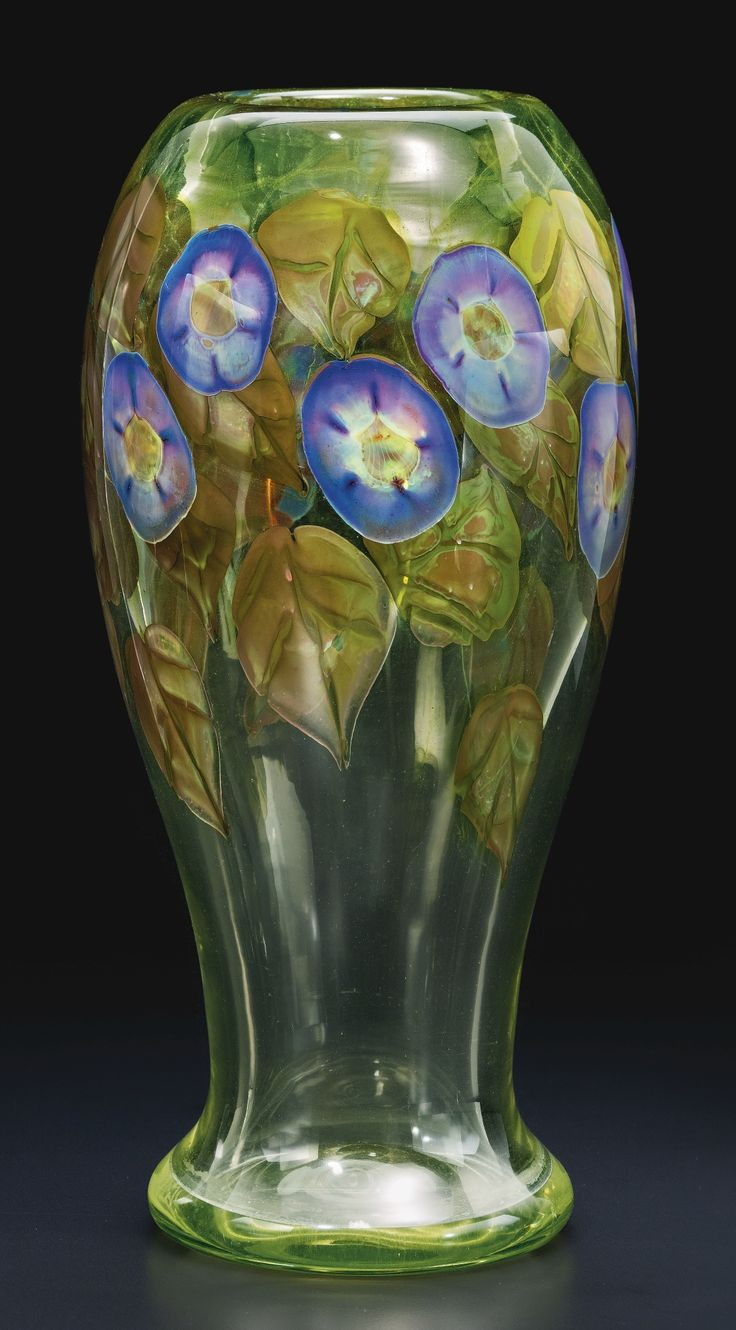 tiffany vase ebay of 248 best tiffany images on pinterest louis comfort tiffany intended for tiffany studios morning glory paperweight vase