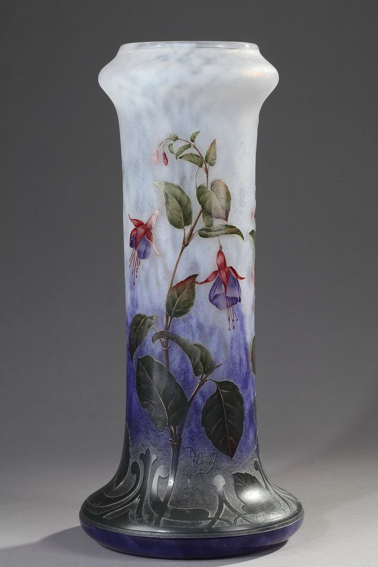 tiffany vines vase of 760 best art nouveau vases images on pinterest art nouveau art intended for daum vase dimensions haut 355 cm description vase a dacor de