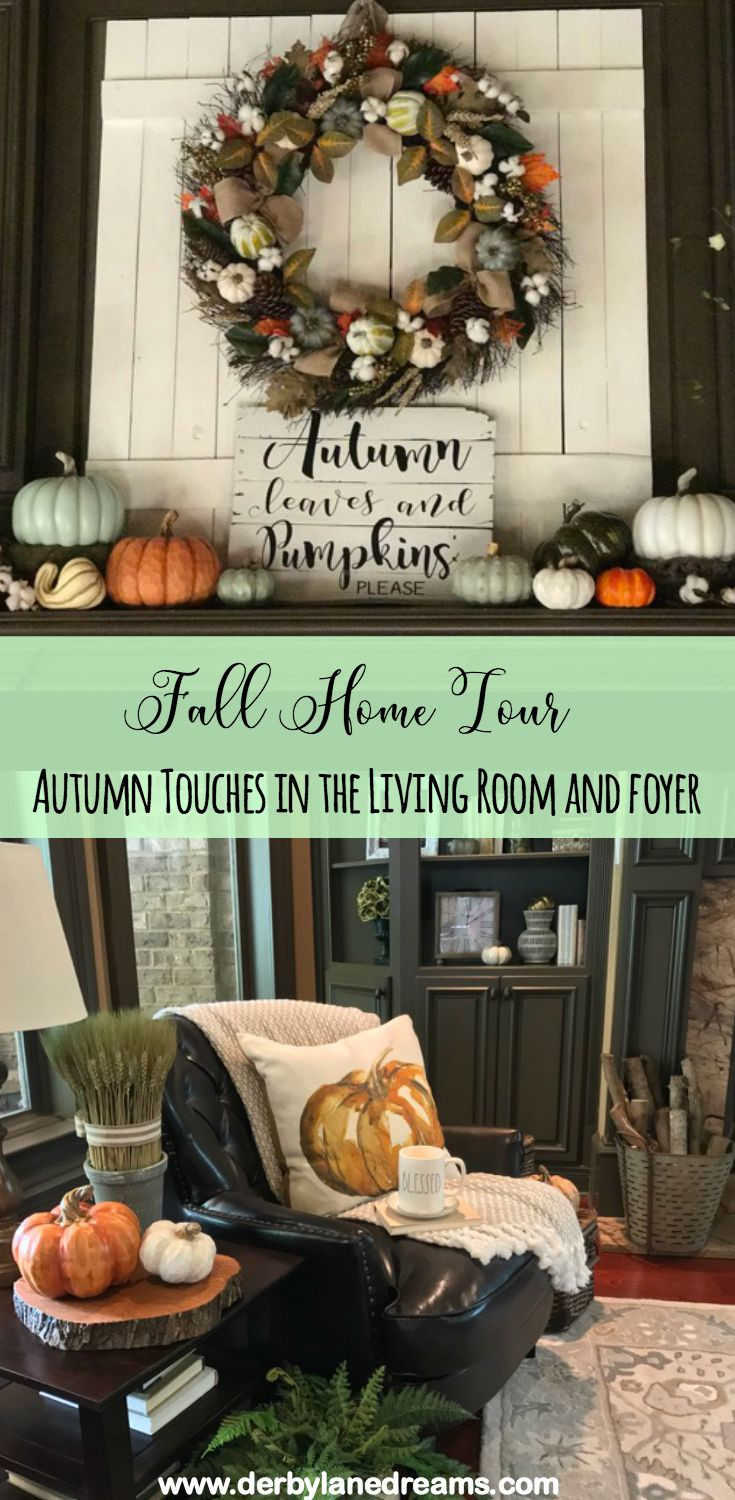 tj maxx vases home decor of 174 best blog about home decor diy kids holidays fitness health within fall home tour autumn in the foyer and living room tj maxxfall