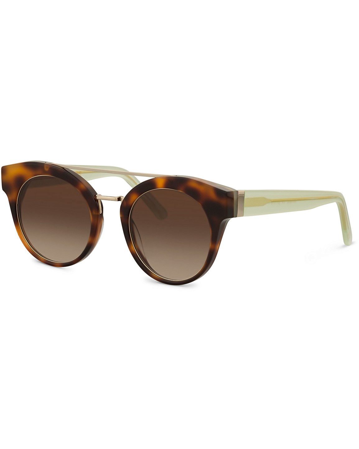 Tortoise Shell Glass Vase Of Sale Shop All Sale Oliver Bonas for Alila Brow Bar tortoiseshell Sunglasses