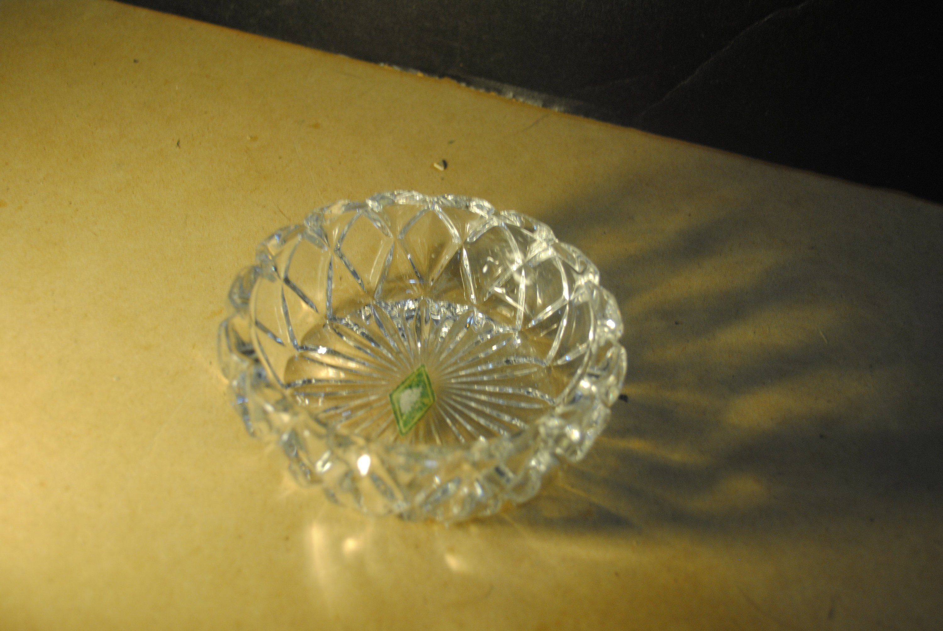"towle crystal vase of vintage leaded crystal candy nut dish 5 inches diameter 1 1 2 etsy with dŸ""Žzoom"