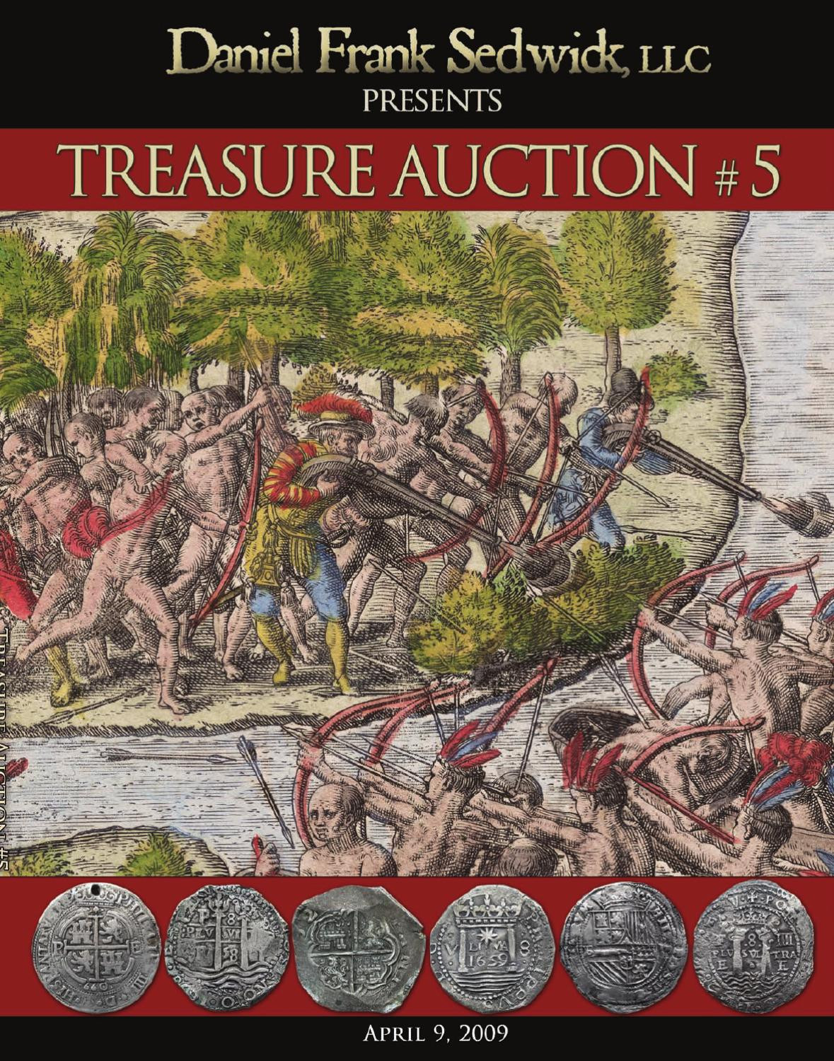 treasure craft vase of treasure and world coin auction 5 by daniel frank sedwick llc issuu in page 1