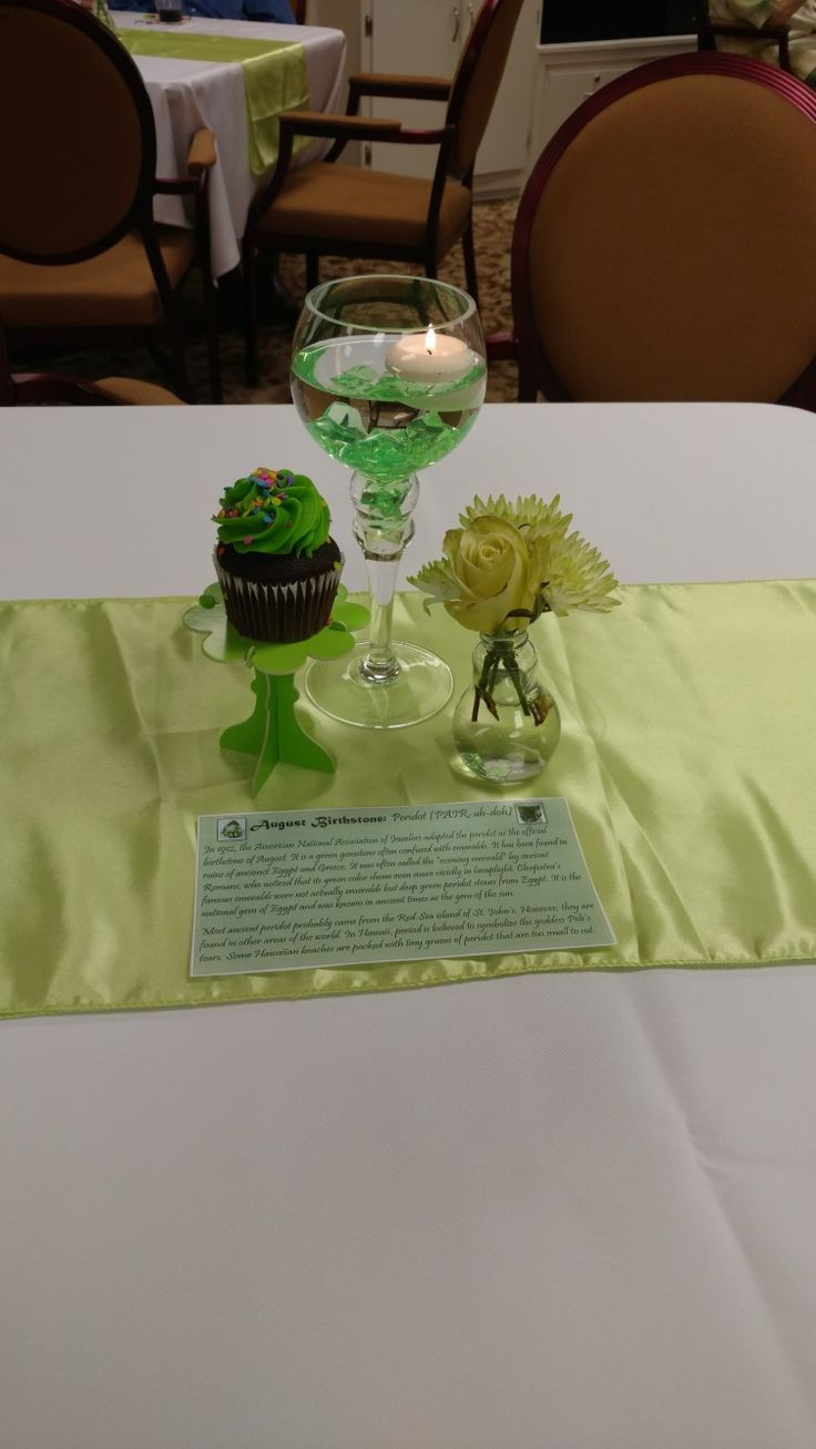 trumpet vases hobby lobby of 20 best hakuna matata party images on pinterest hakuna matata inside decor for august birthday party inspired by the birthstone peridot i used acrylic ice in the vase that i then filled with water and added a floating