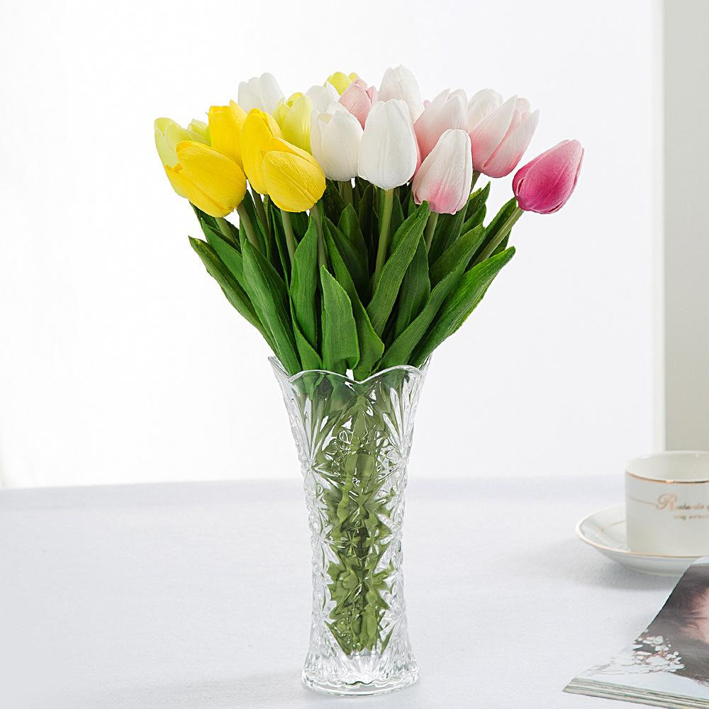 Tulip Vase for Sale Of 2018 High Range Handmade Pu Tulip Artificial Flower for Home with 2018 High Range Handmade Pu Tulip Artificial Flower for Home Furnishing Decoration Bride Wedding Bouquet Flowers From Yigu002 40 64 Dhgate Com