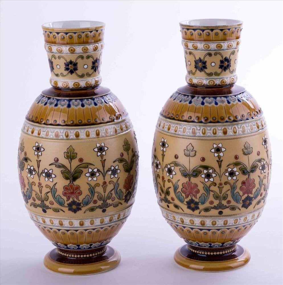 tulip vase for sale of vasenpaar villeroy boch mettlach um 1911 pair of vases inside vasenpaar villeroy boch mettlach um 1911 pair of vases villeroy