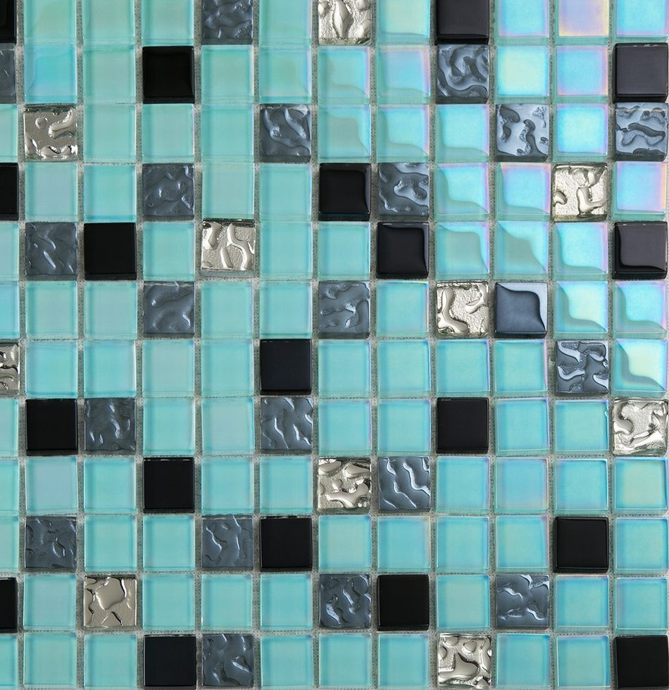 turquoise ceramic mermaid vase of aˆžcrystal glass plated eastern mediterranean tile mosaic hmgm1142 with crystal glass plated eastern mediterranean tile mosaic hmgm1142 for mesh backing bathroom wall floor kitchen backsplash