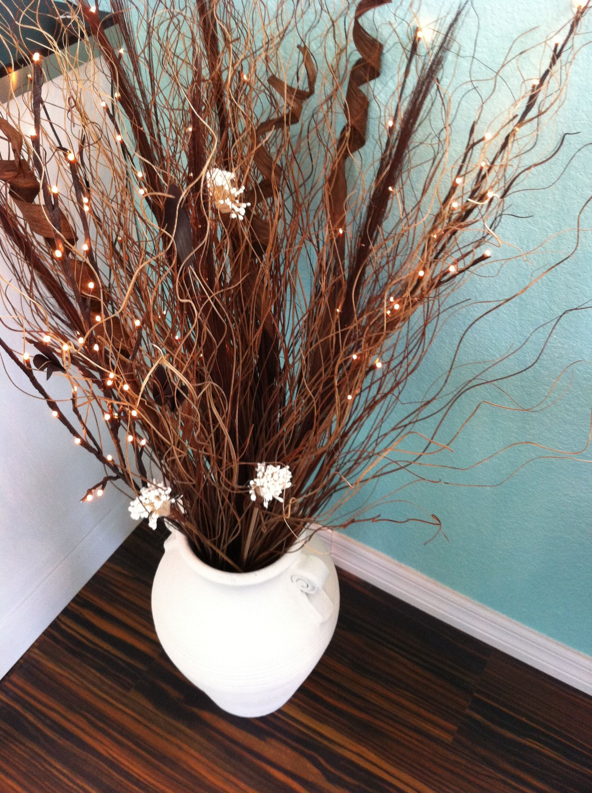turquoise flower vase of decorative branches for weddings awesome tall vase centerpiece ideas throughout decorative branches for weddings fresh lighted branches in painted pot cottage pinterest of decorative branches for