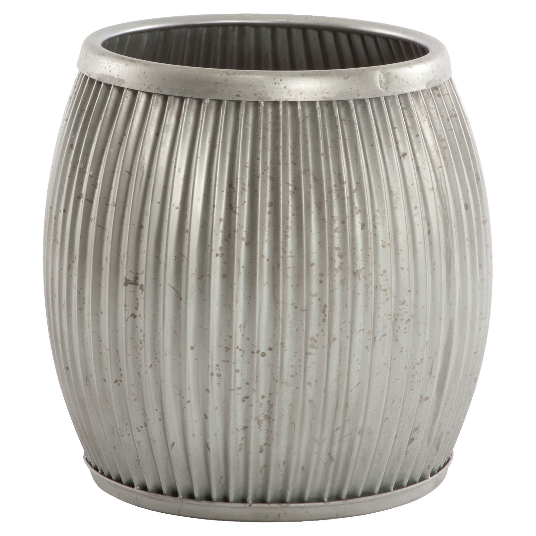 tuscan terracotta vases of designer pots planters eclectic pots planters kathy kuo home inside galvin industrial loft natural galvanized metal planter