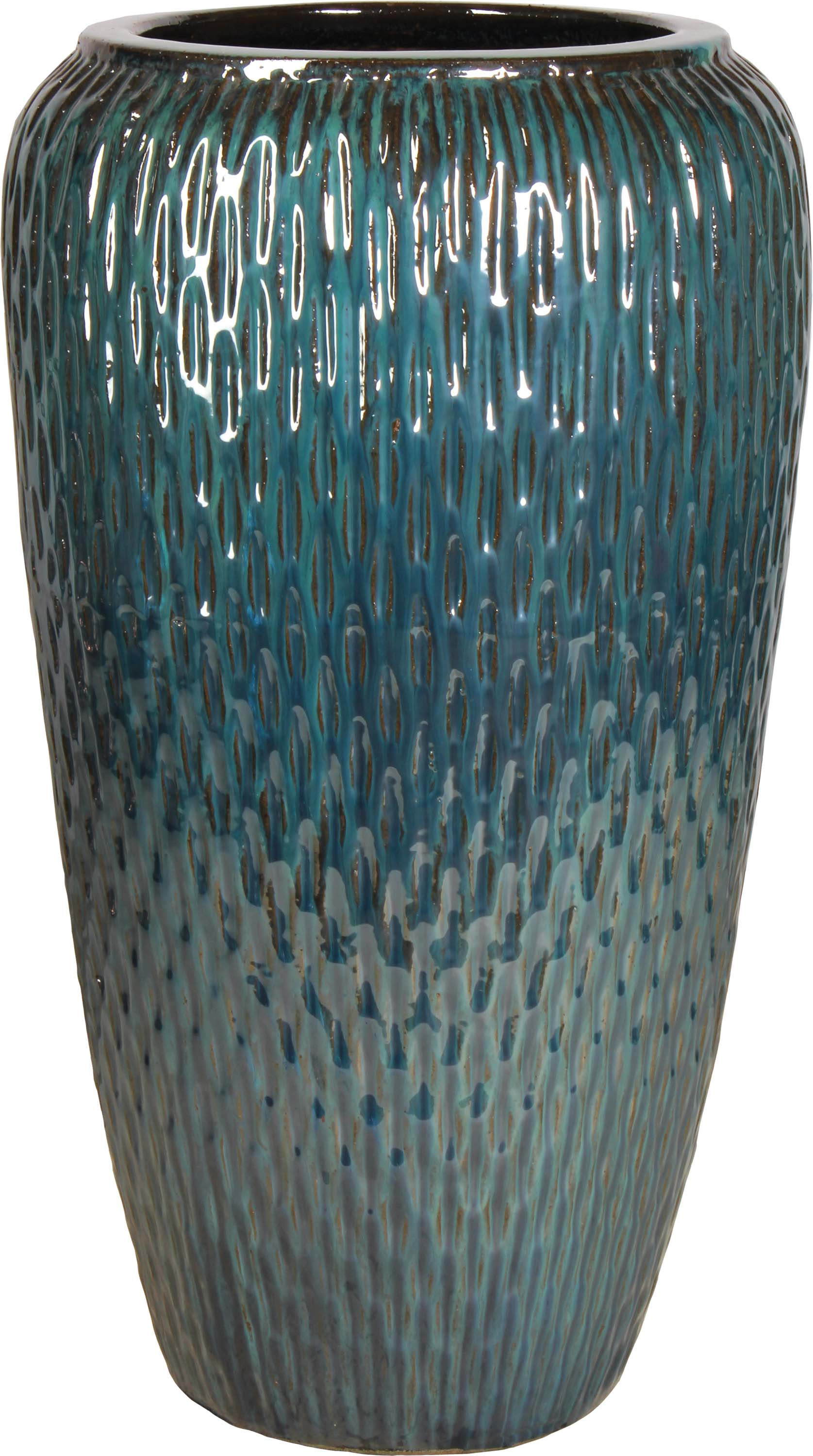 tuscan terracotta vases of rain vase with more views