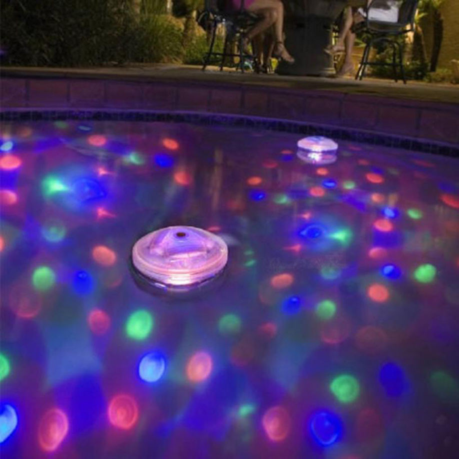underwater lights for vases of 10 led remote controlled rgb submersible light battery operated with wholesale price 2018 new stunning floating underwater led disco light glow show swimming pool hot tub