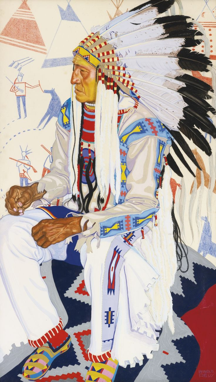 van briggle indian head vase of 15 best go west images on pinterest auction oil on canvas and oil with regard to little dog blackfoot chief by winold reiss courtesy of koos van oostrom little dog is my husbands great great grandpa