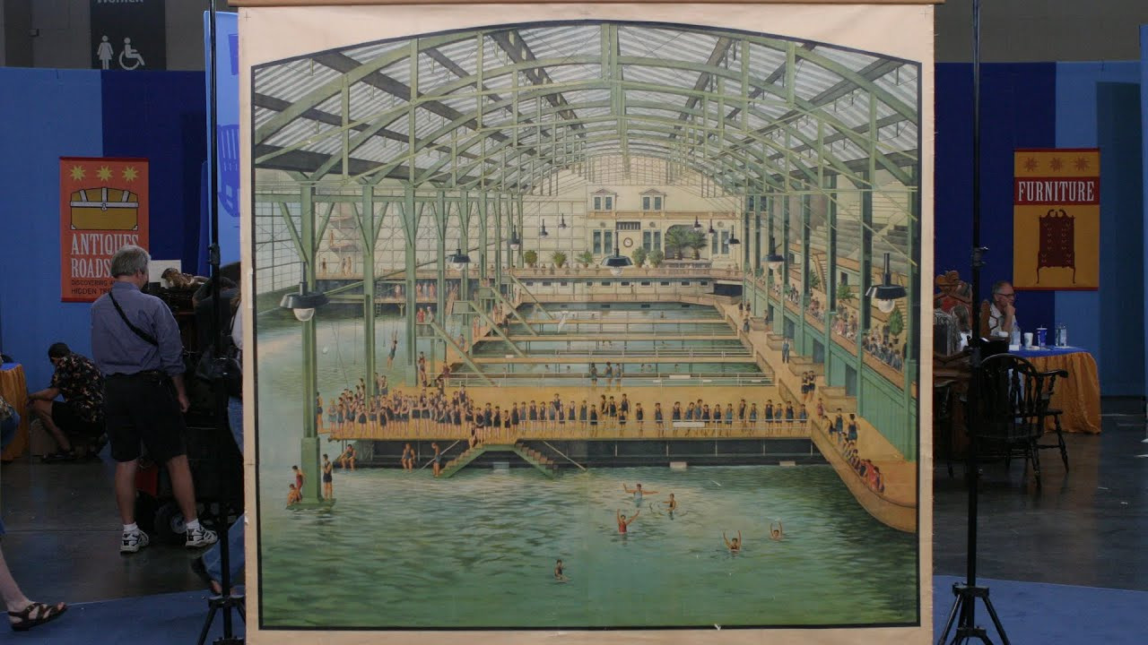 van briggle vase antiques roadshow of top finds 1896 sutro baths poster youtube for maxresdefault