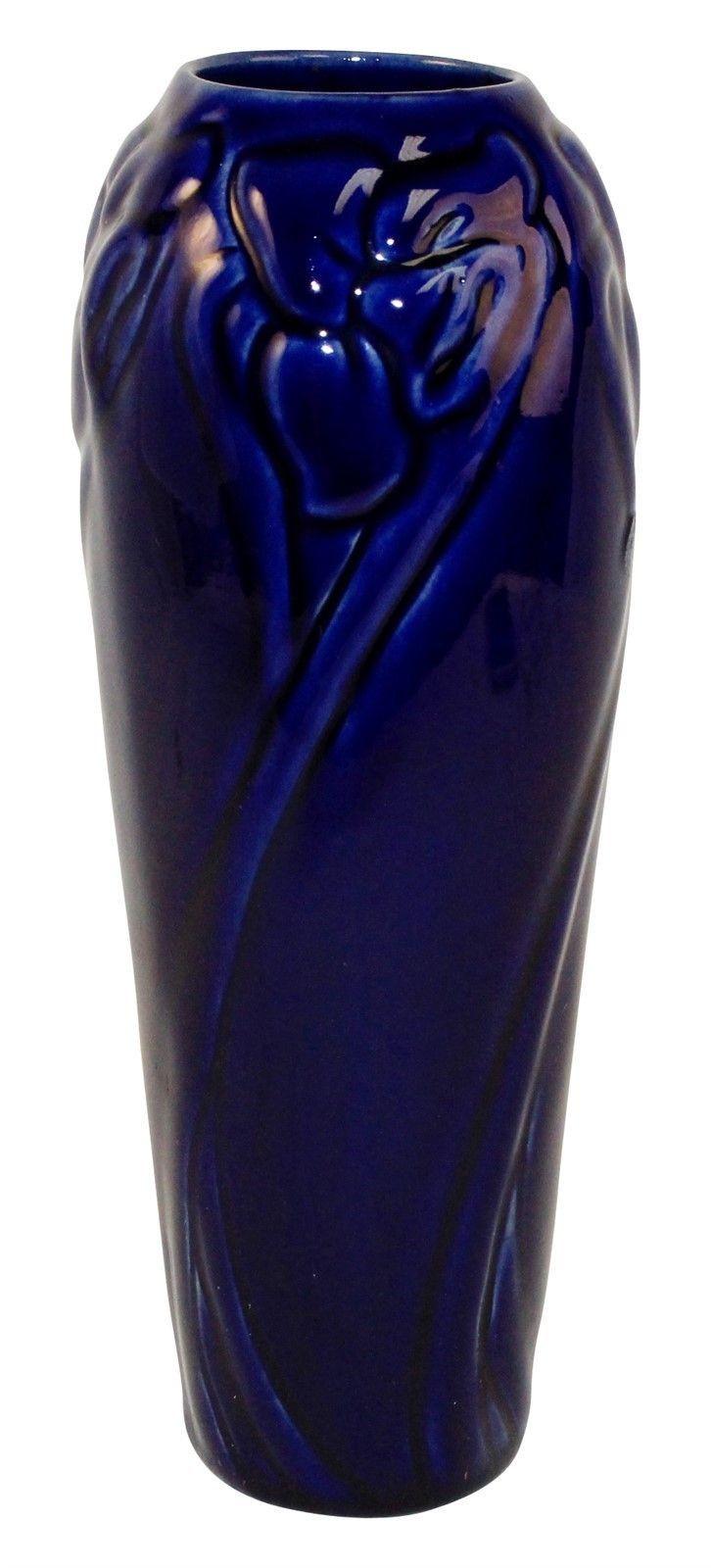 27 Lovely Van Briggle Vase Shapes 2021 free download van briggle vase shapes of van briggle pottery 2001 cobalt blue daffodil vase van briggle inside van briggle pottery 2001 cobalt blue daffodil vase