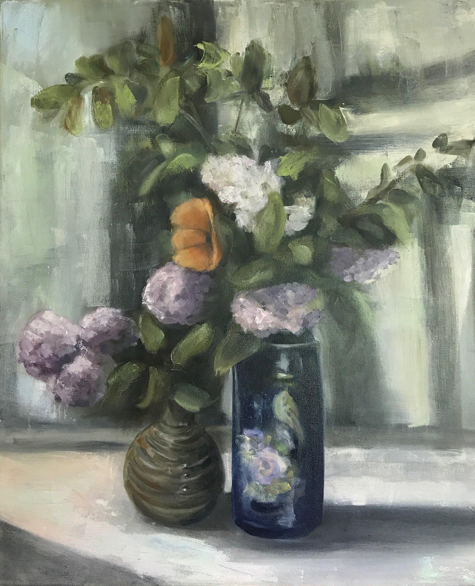 van gogh poppies vase of still life artworks for sale still life art within alyse dietrich blue still life 2017 oil painting still life
