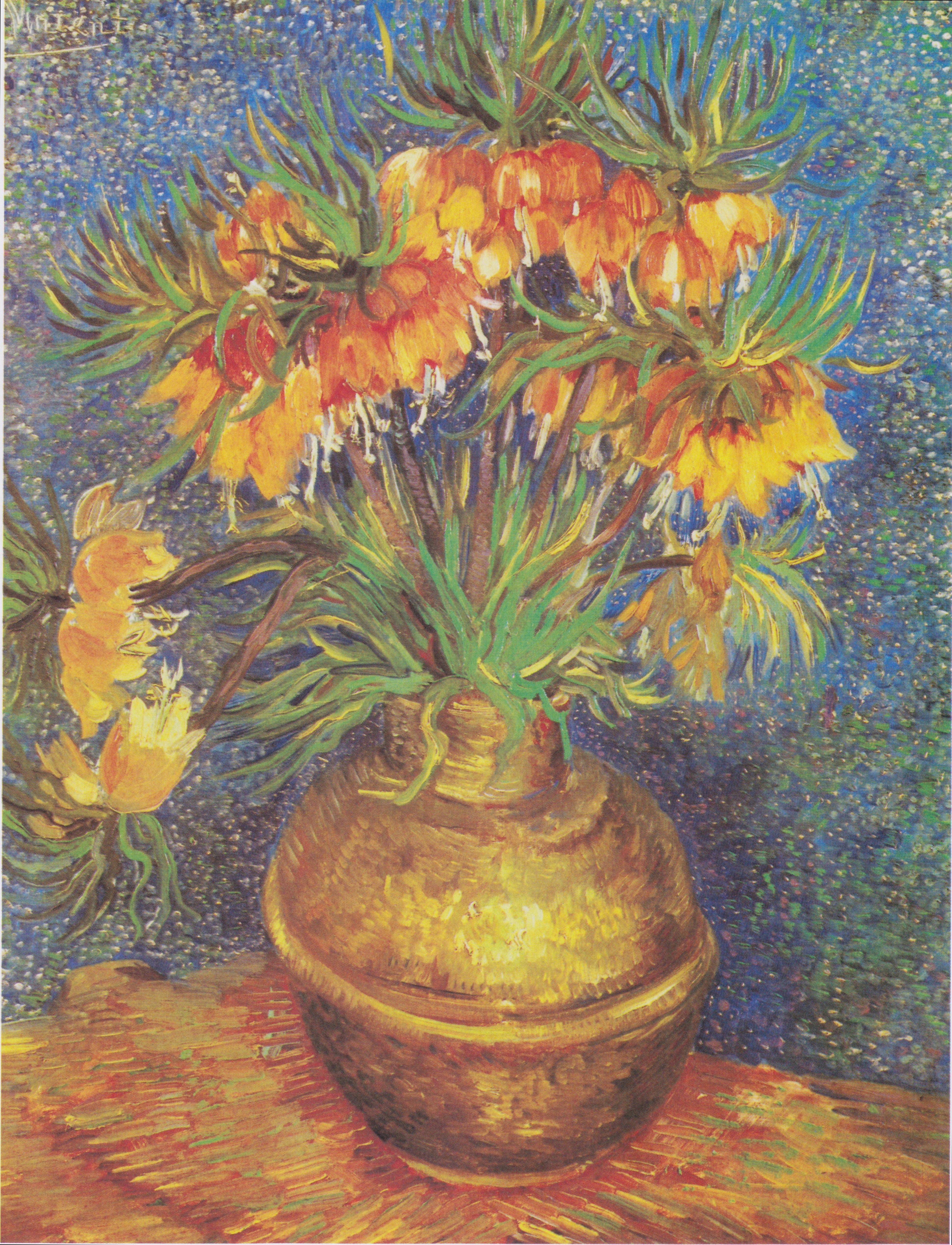 van gogh poppies vase of van goph paintings pertaining to d79879732b0bafdaa362a84d13845abb