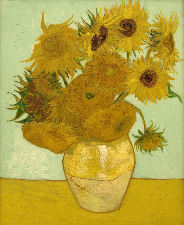 van gogh vase of roses of plikvan gogh sunflowers neue pinakothek 8672 wikipedia wolna with ten