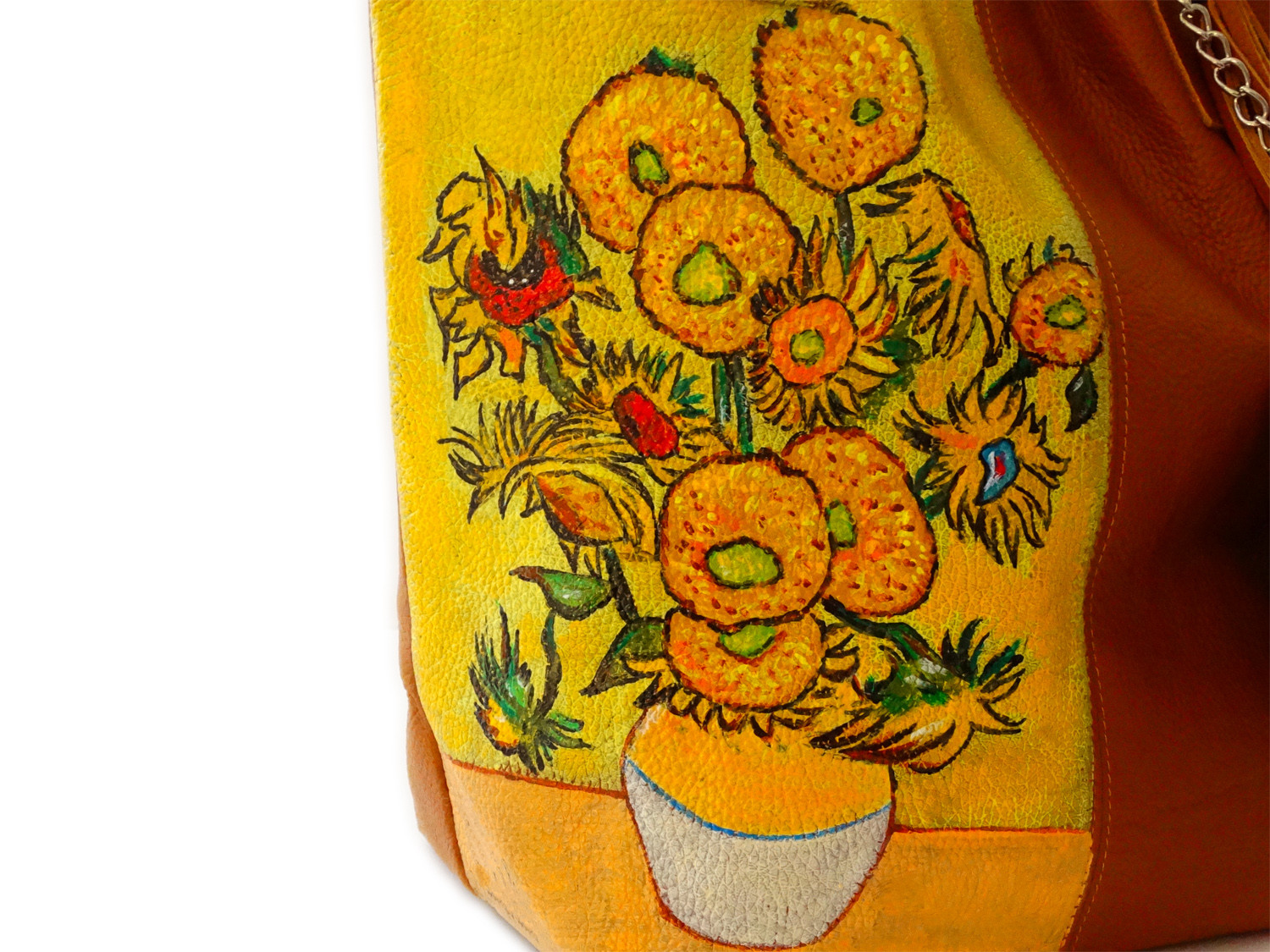 22 Stunning Van Gogh Vase Of Sunflowers