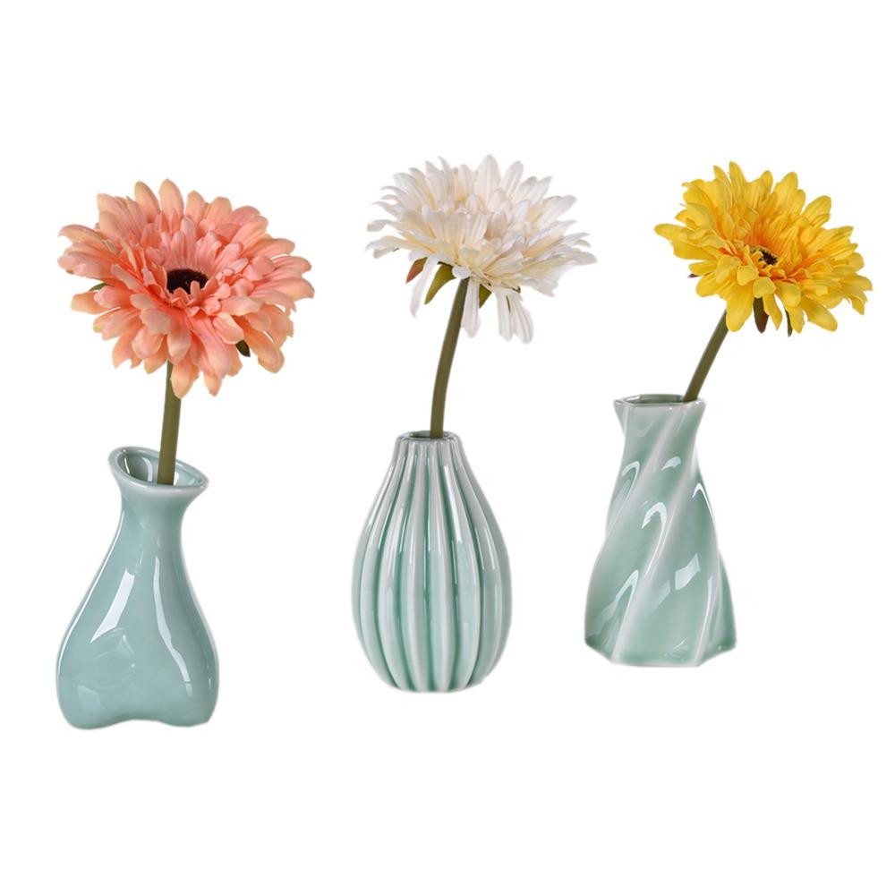 Vase Flower Holder Of Modern Ceramic Vase 3 Styles for Choose Lovely Jardiniere Flower within Modern Ceramic Vase 3 Styles for Choose Lovely Jardiniere Flower Holder Flower Pot Modern Fashion Home Furnishing Home Decor Vase 05 Ceramic Vases with Lids