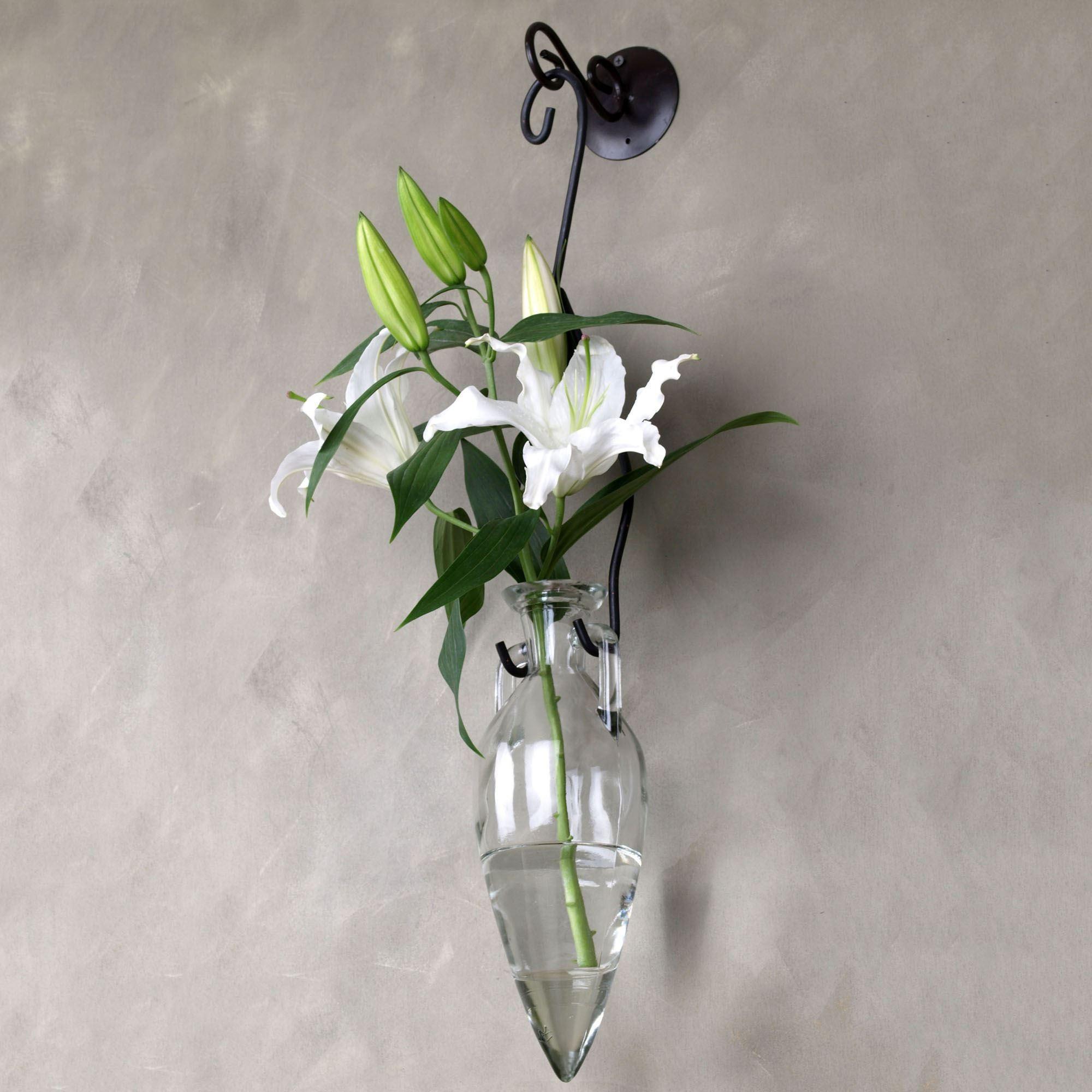 vase flower holder of wall vase holder collection flower holder lovely h vases wall within flower holder lovely h vases wall hanging flower vase