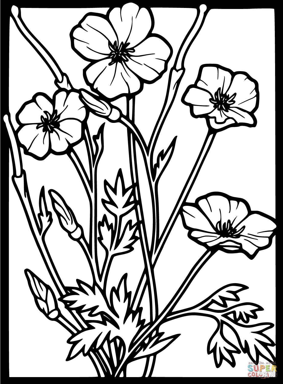 Vase for Long Stem Flowers Of New Vases Flower Vase Coloring Page Pages Flowers In A top I 0d Intended for Cool Poppy Super Coloring Kleurplaten Pinterest Of New Vases Flower Vase Coloring Page Pages Flowers In