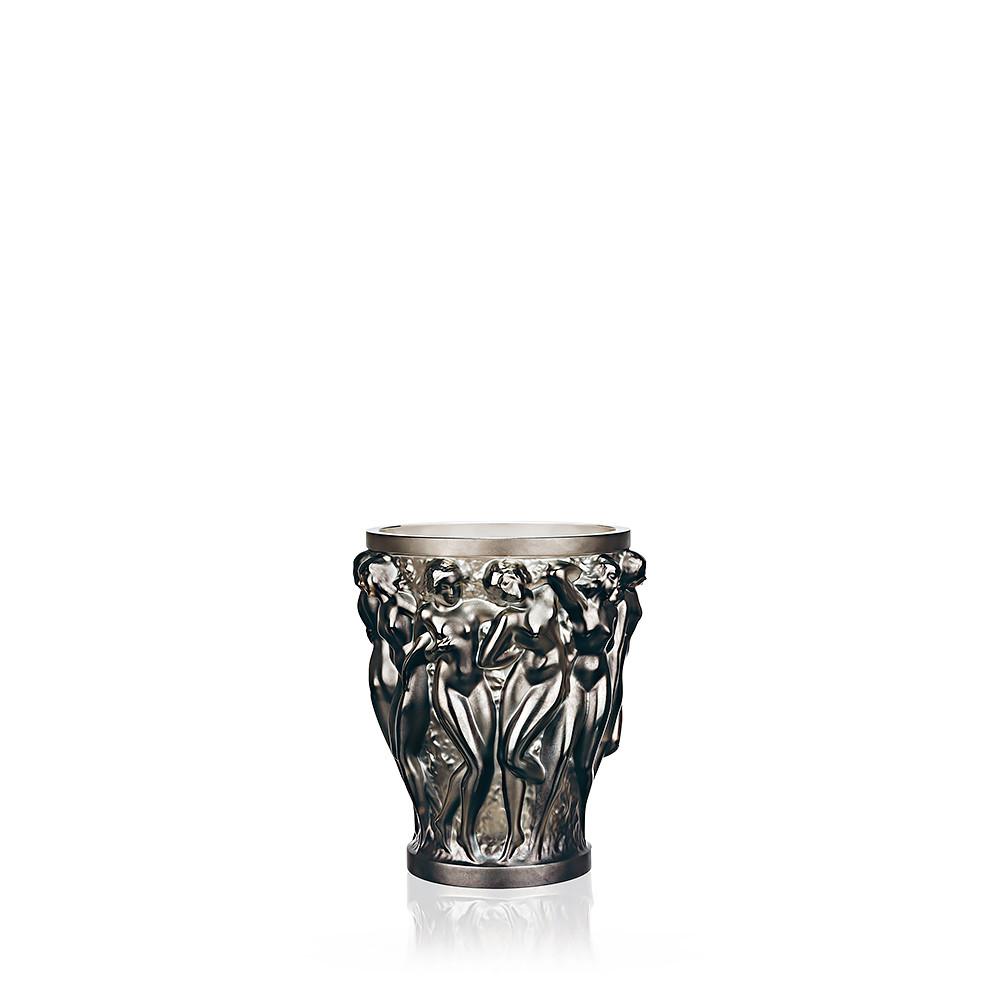 vase lalique les bacchantes of bacchantes vase bronze crystal small size vase lalique lalique intended for bacchantes vase bronze crystal small size vase lalique