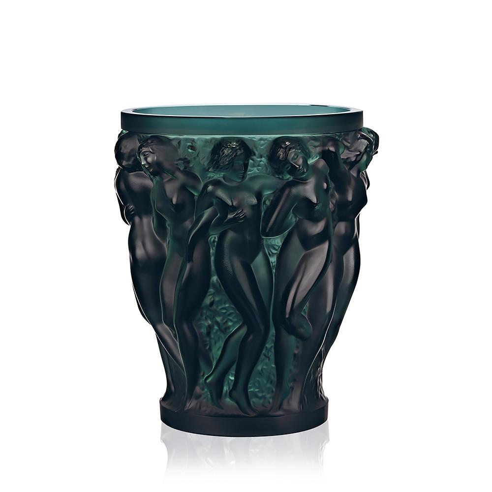 20 attractive Vase Lalique Les Bacchantes