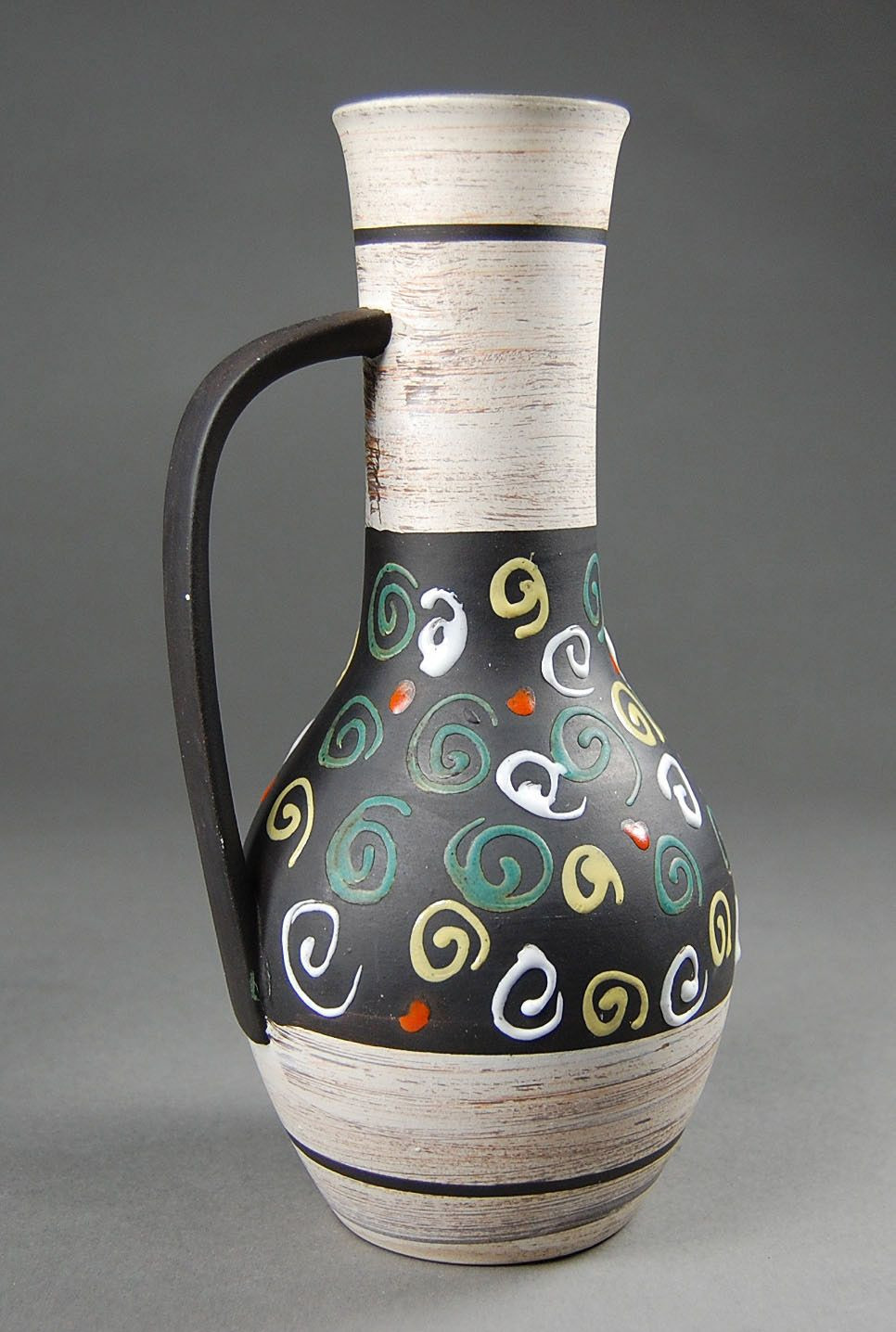 vase made in germany of carstens jug design und klassiker clay hand building projects intended for carstens jug design und klassiker clay hand building projects pinterest pottery and pottery vase